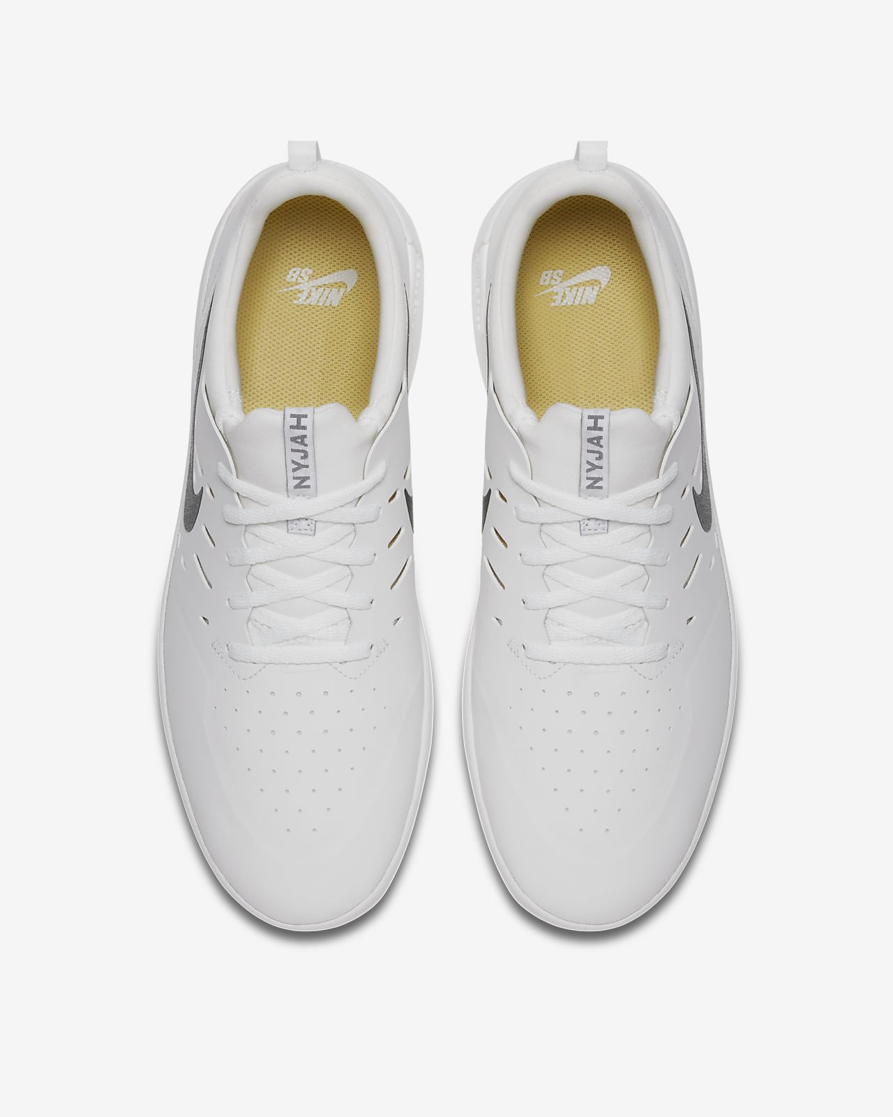 Mr.SHOES 2019 Breathable All White Lightweight Men Casual