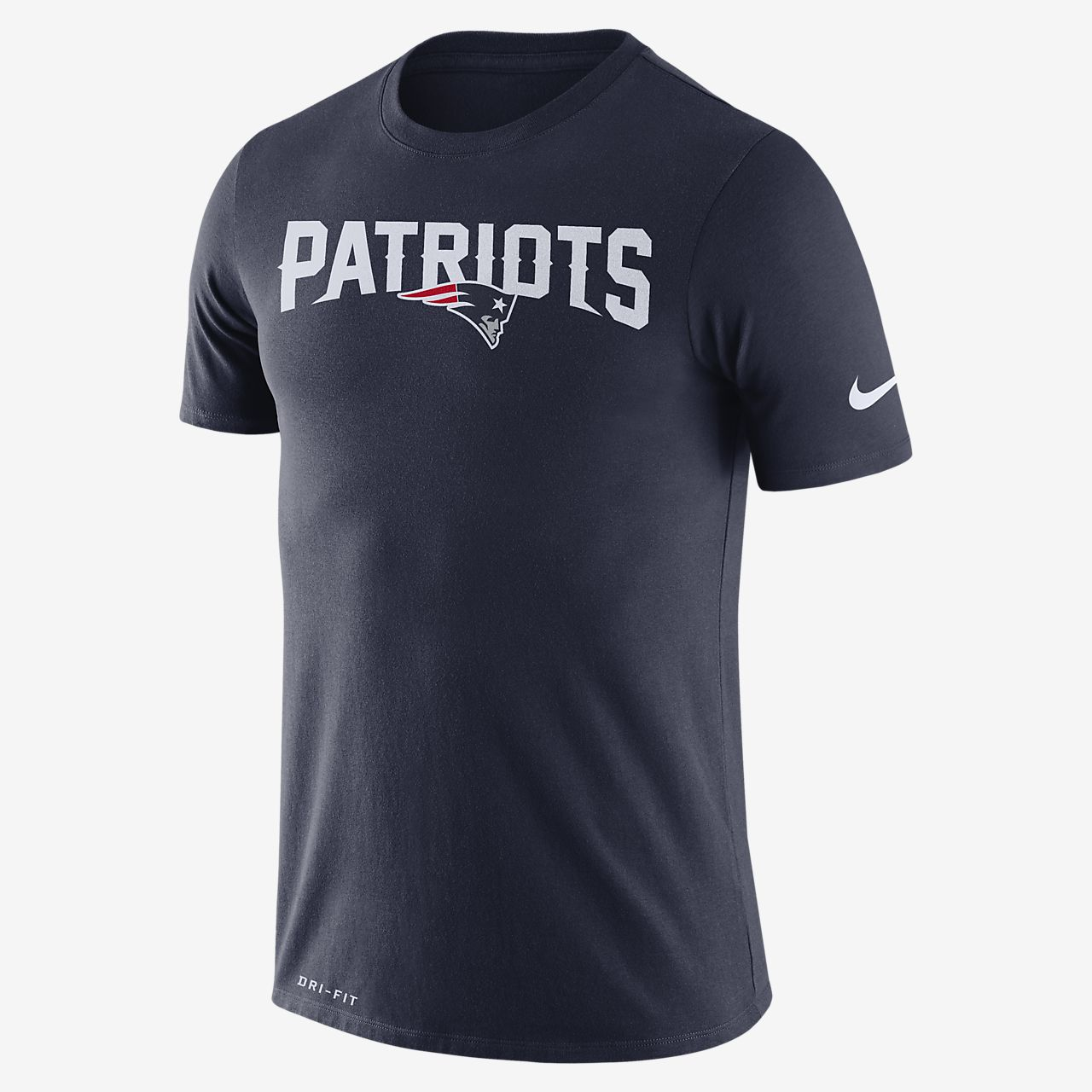 Nike Dri-FIT (NFL Patriots) T-skjorte til herre