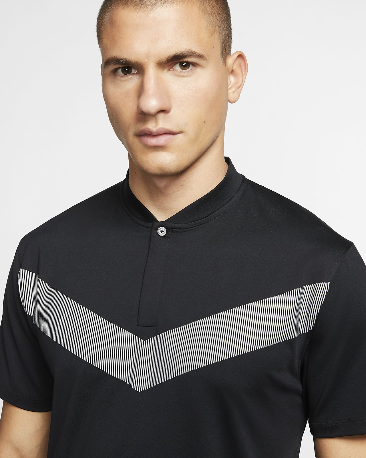 the nike polo tiger woods