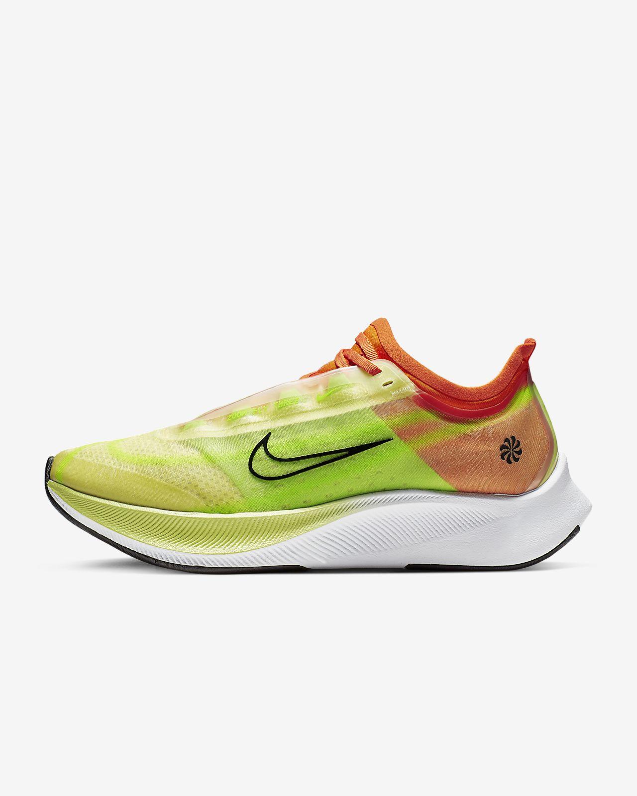 Nike Zoom Fly 3 Rise 女子跑步鞋