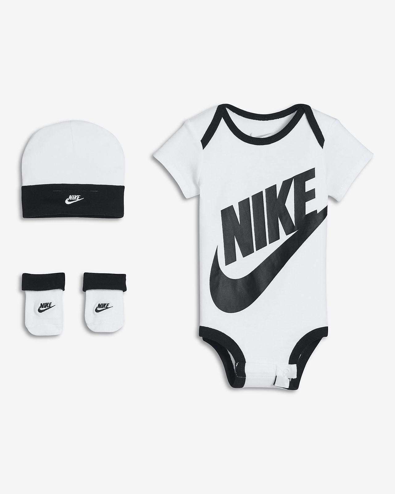 Nike Jordan Baby Boys Rise Above 3 Piece Set