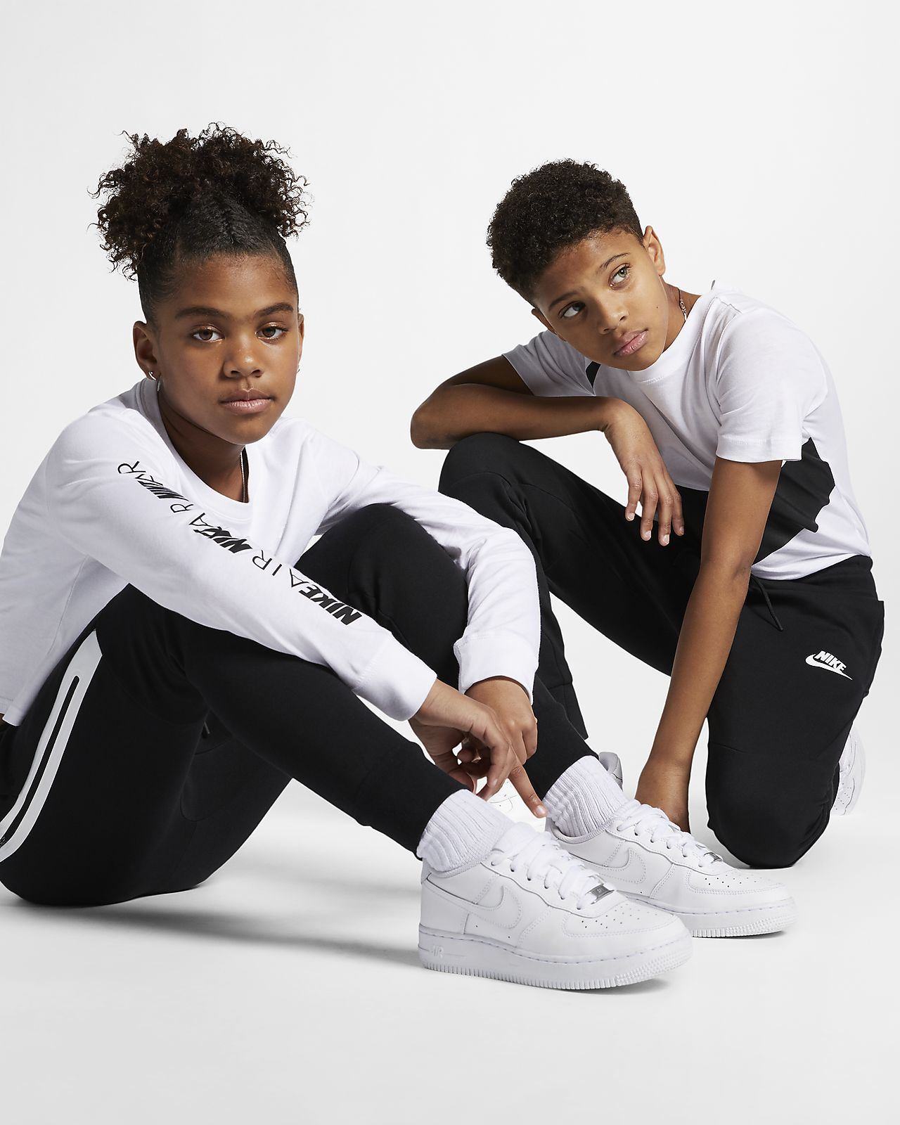 Nike Sportswear Tech Fleece kinderbroek