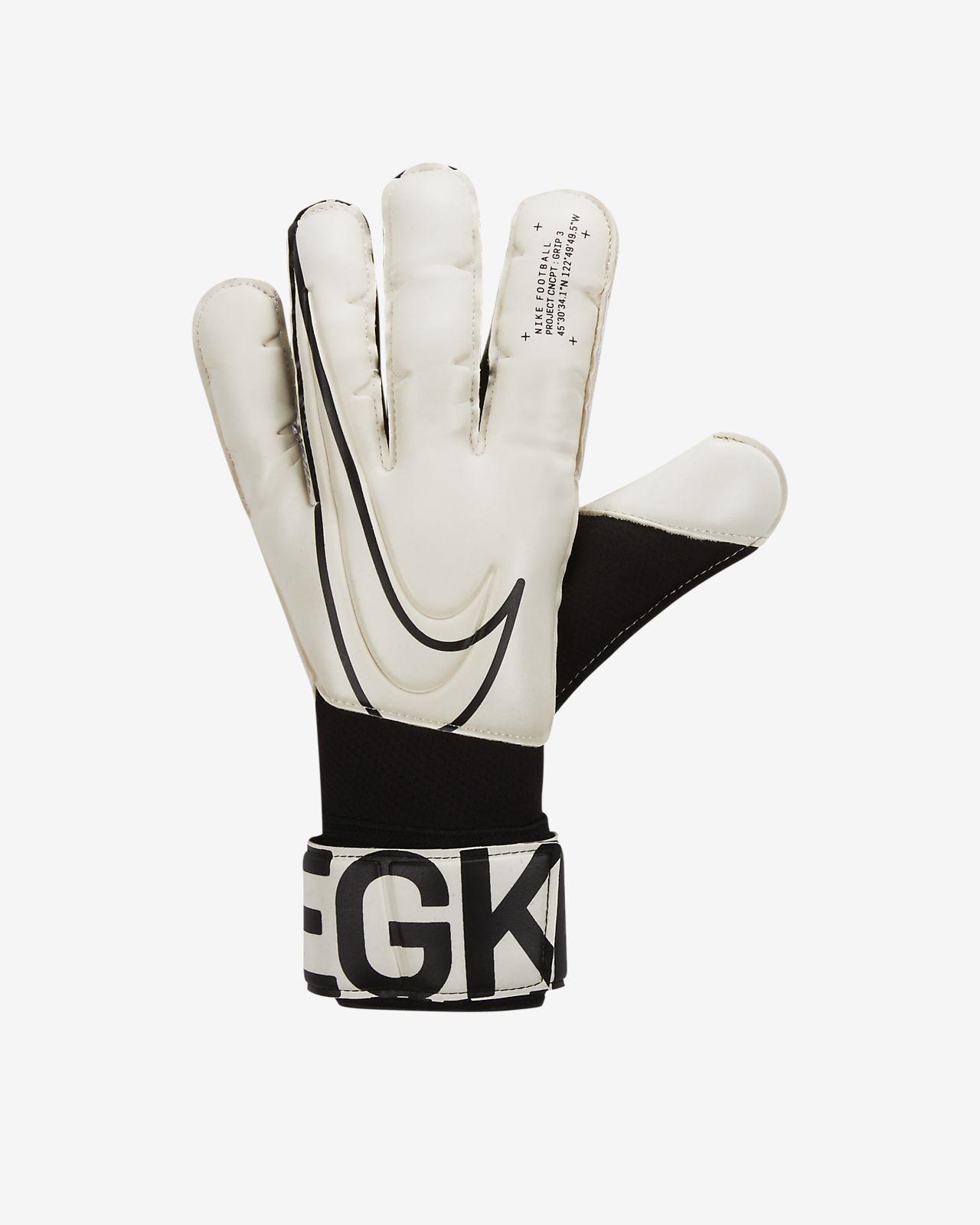 Luvas de futebol Nike Grip3 Goalkeeper