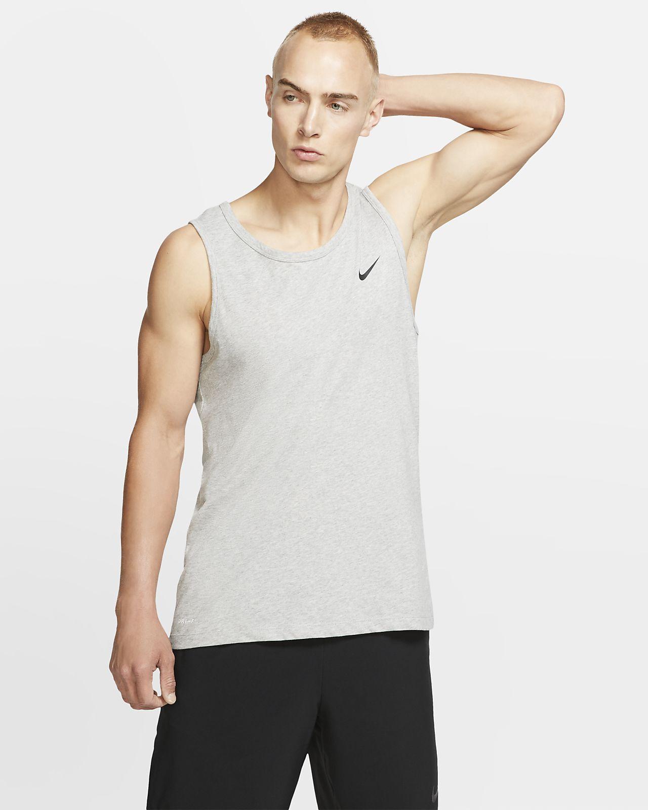 Camisola de treino sem mangas Nike Dri-FIT para homem