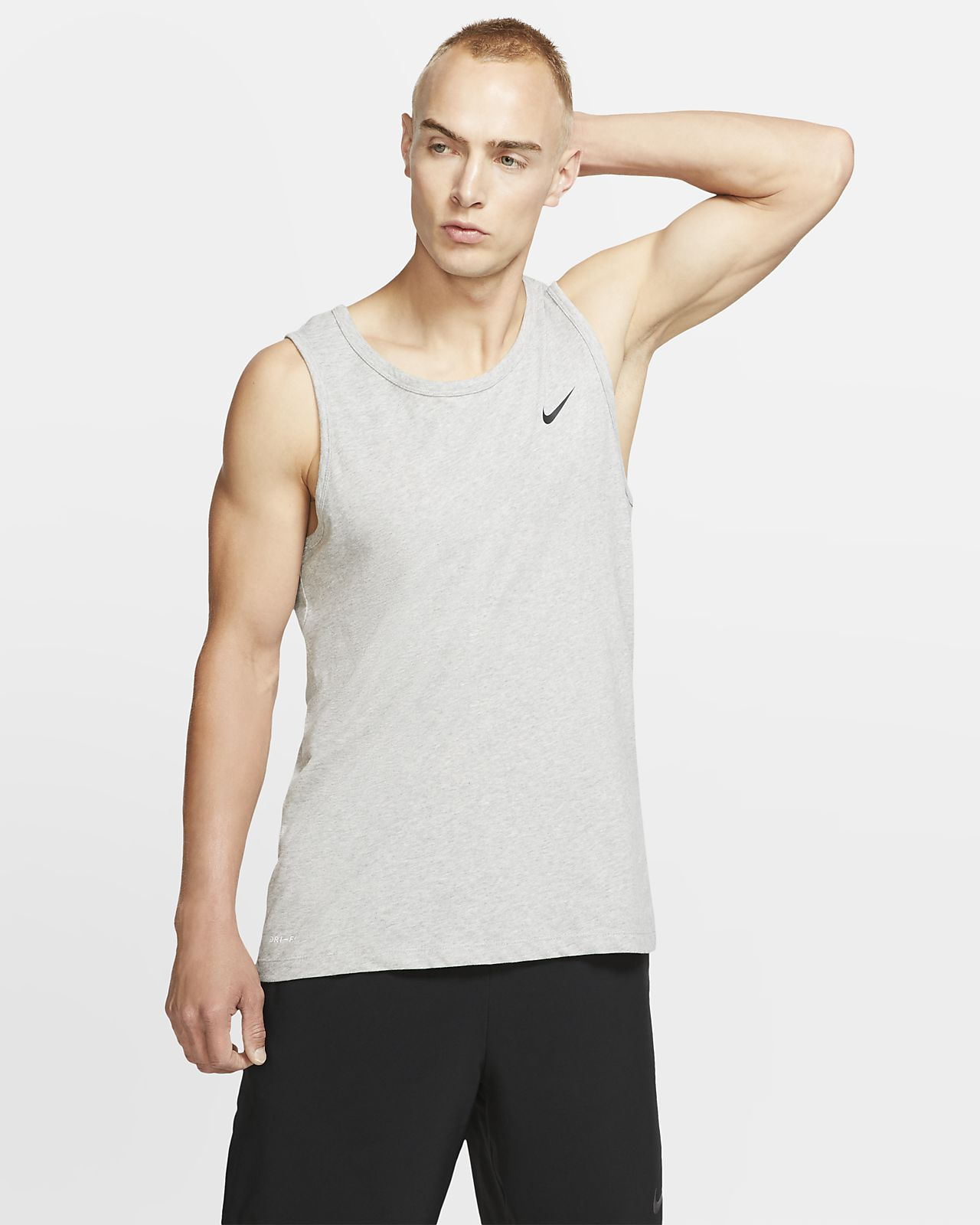 Haut de training sans manches Nike Dri-FIT pour Homme