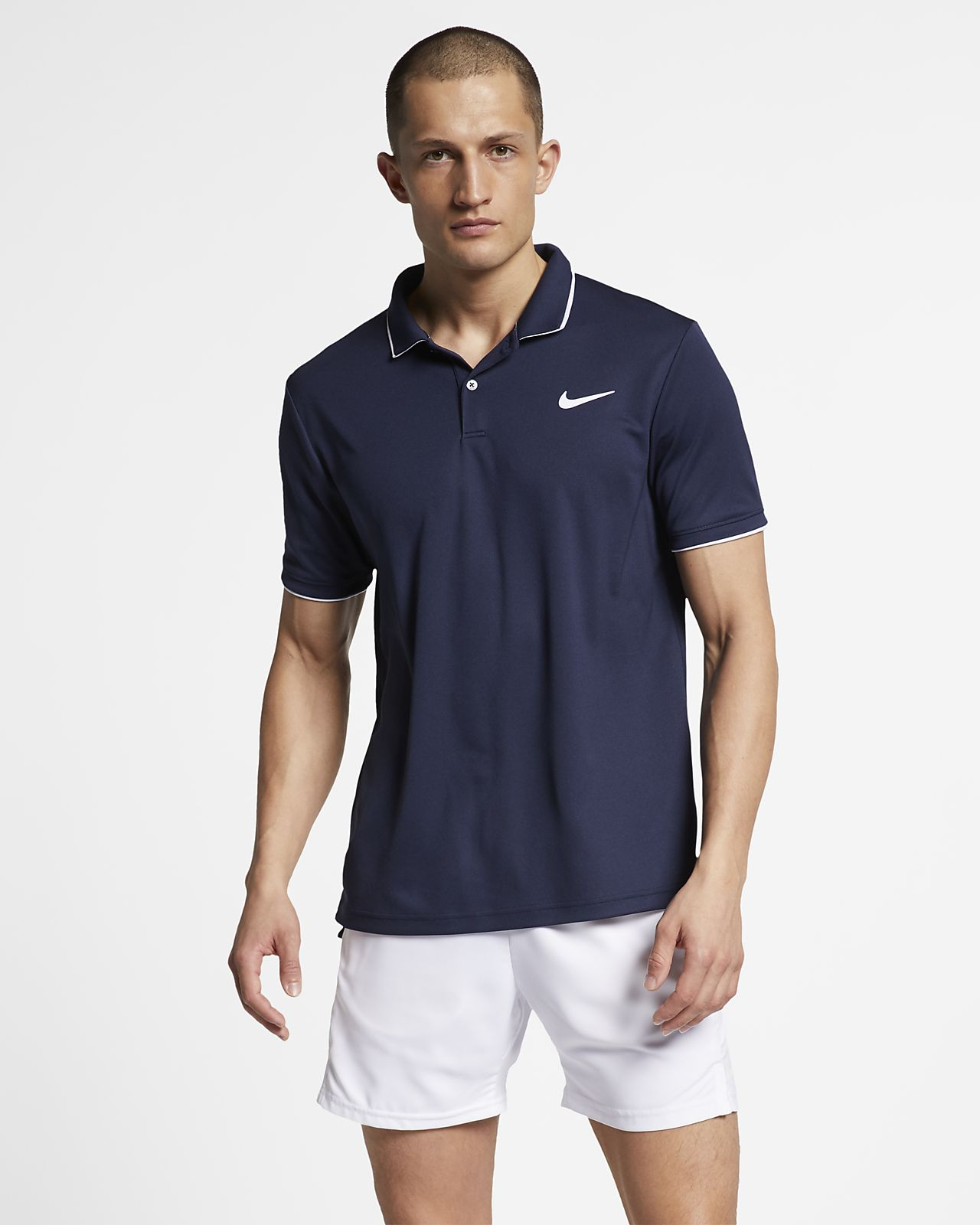 Polo da tennis NikeCourt Dri-FIT - Uomo. Nike IT
