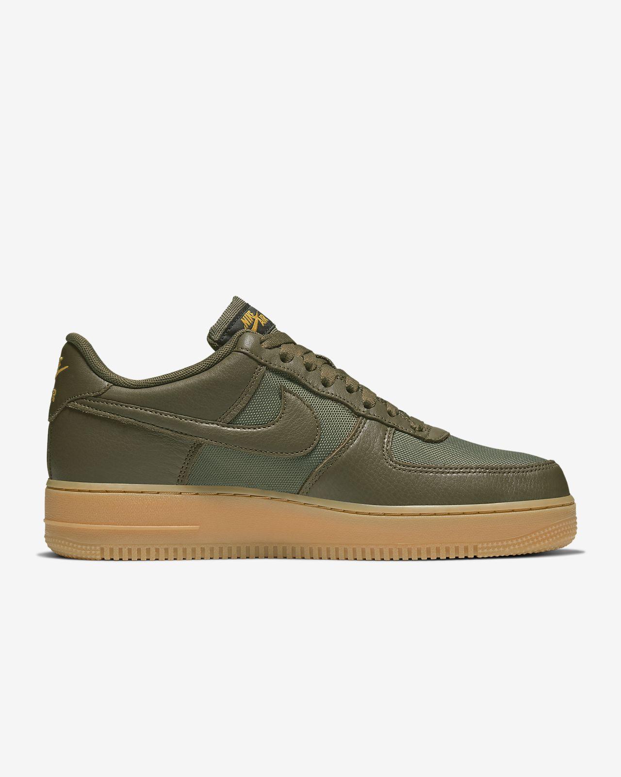 Nike Air Force 1 GORE TEX CK2630 200 zielony