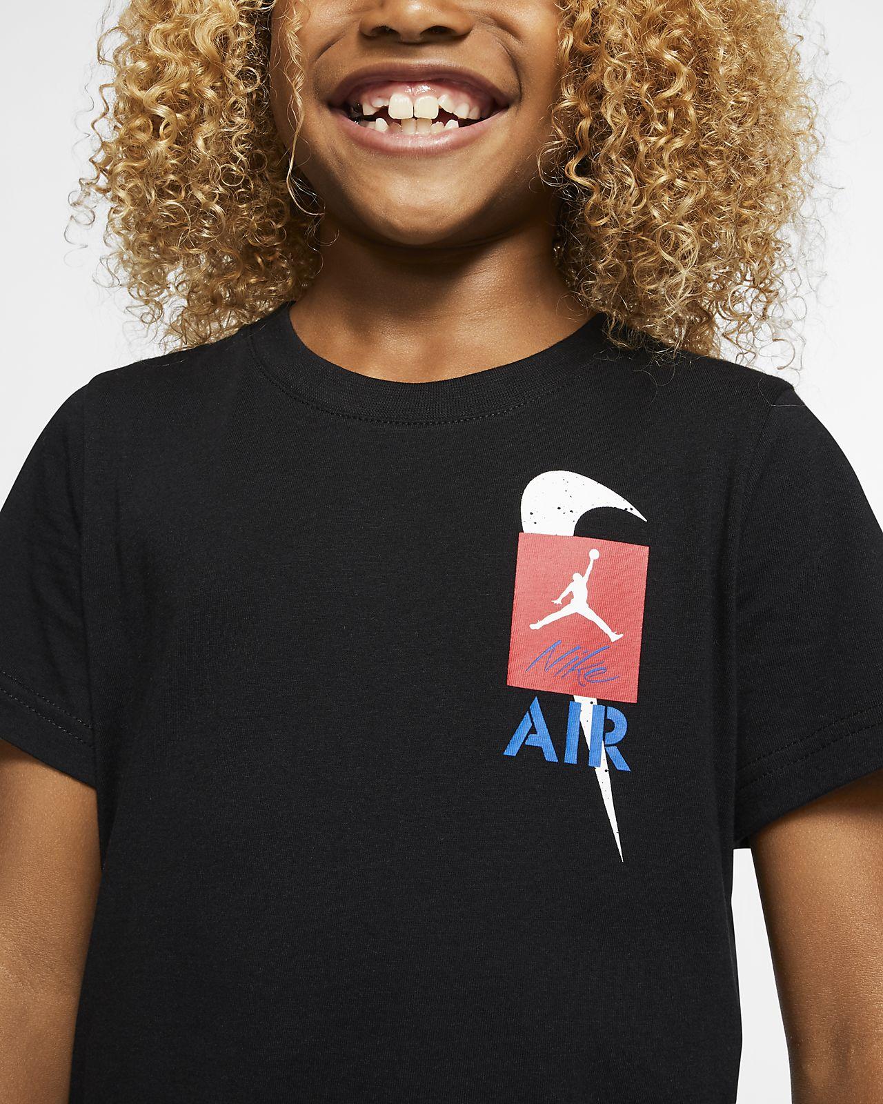 Air Jordan Younger Kids' Short Sleeve T Shirt