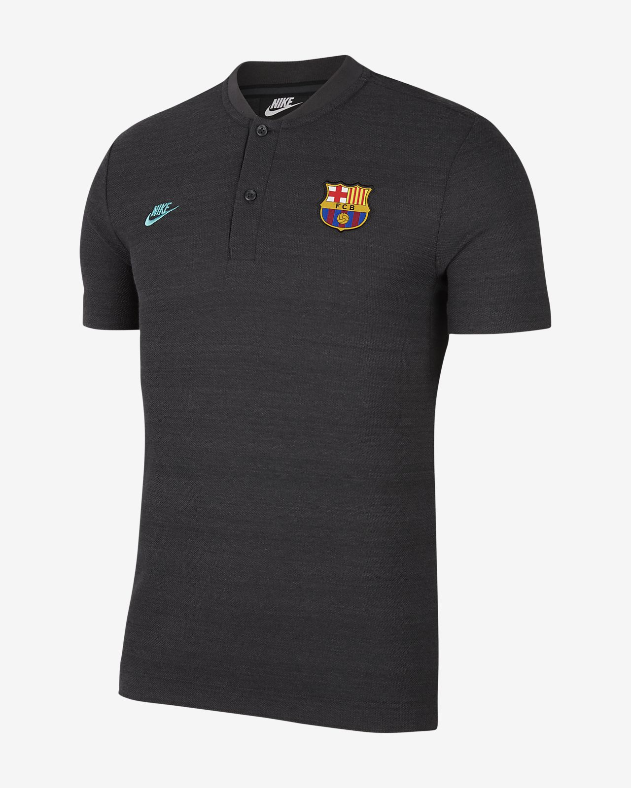 Luminancia Araña judío  FC Barcelona Men's Polo. Nike RO