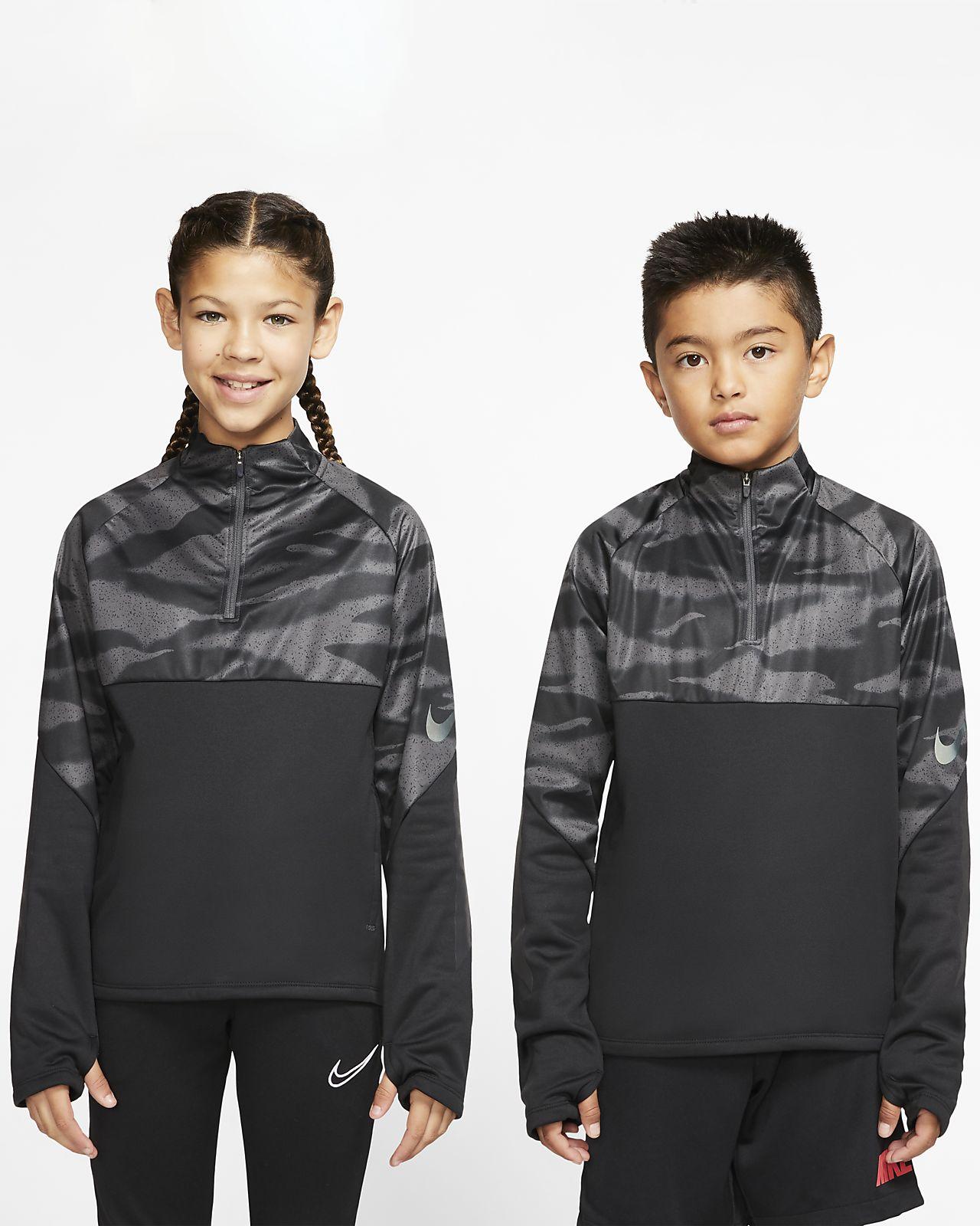 Nike Therma Shield Strike Camiseta de fútbol de entrenamiento - Niño/a