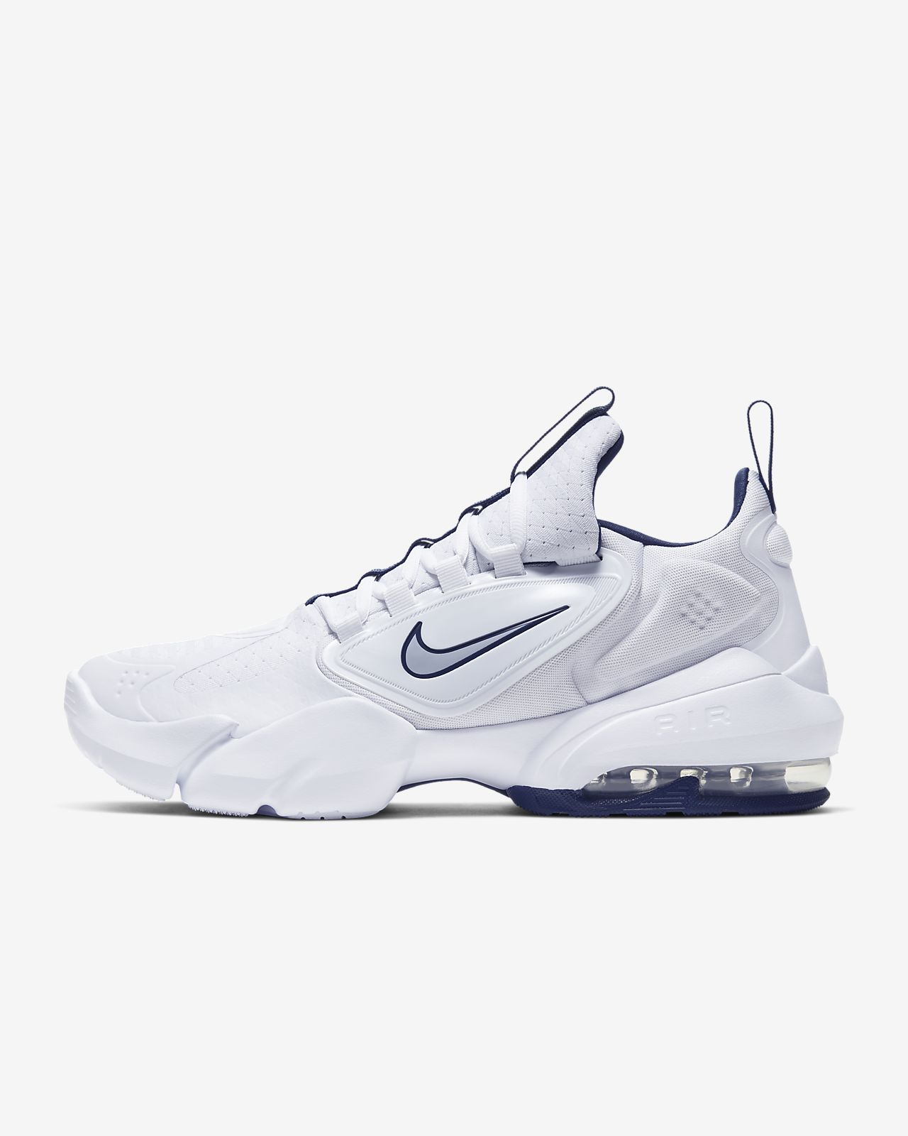 chaussures blanche homme nike