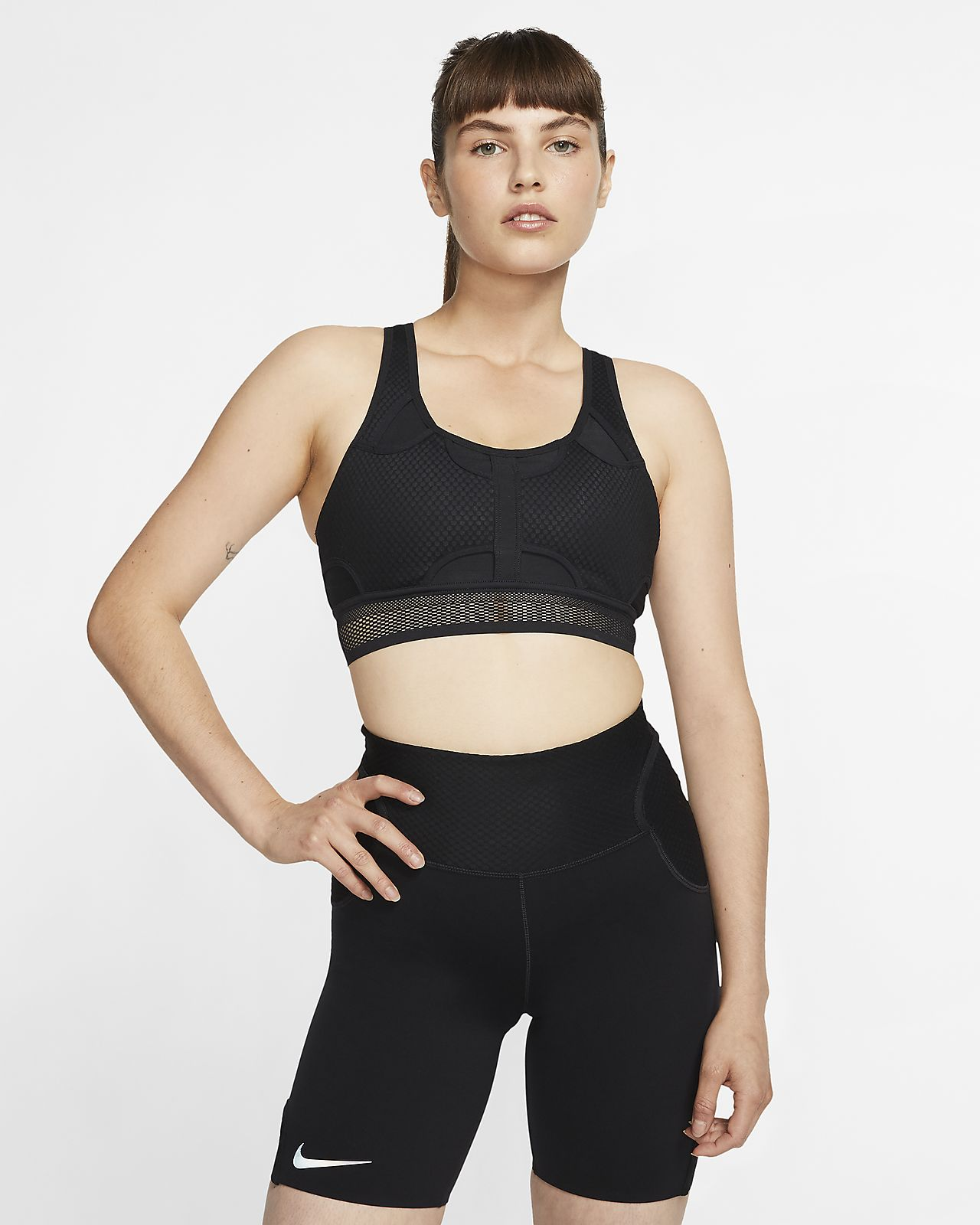 Nike Swoosh Ultra Breathe Women's Medium-Support Sports Bra