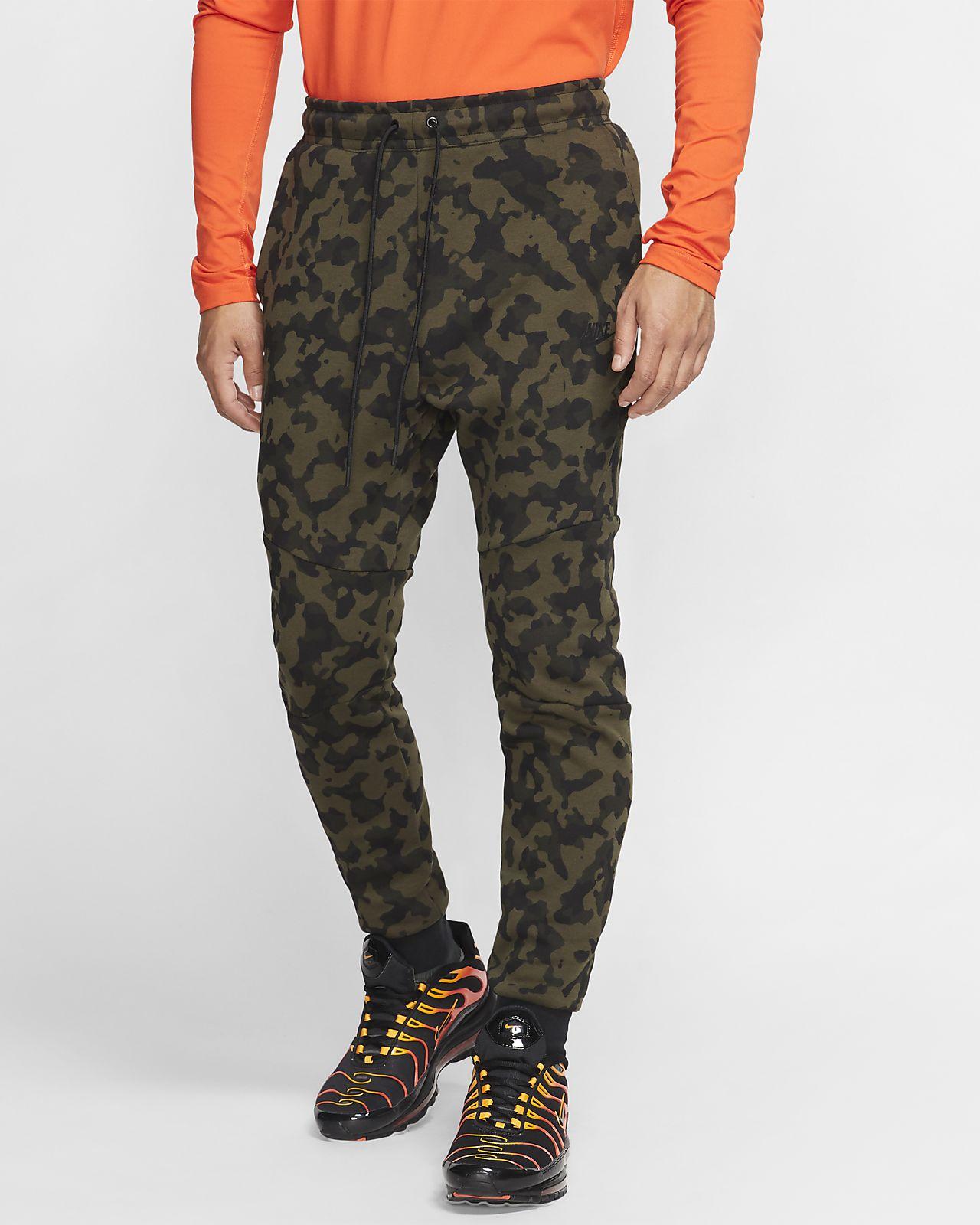 nike fleece pants mens