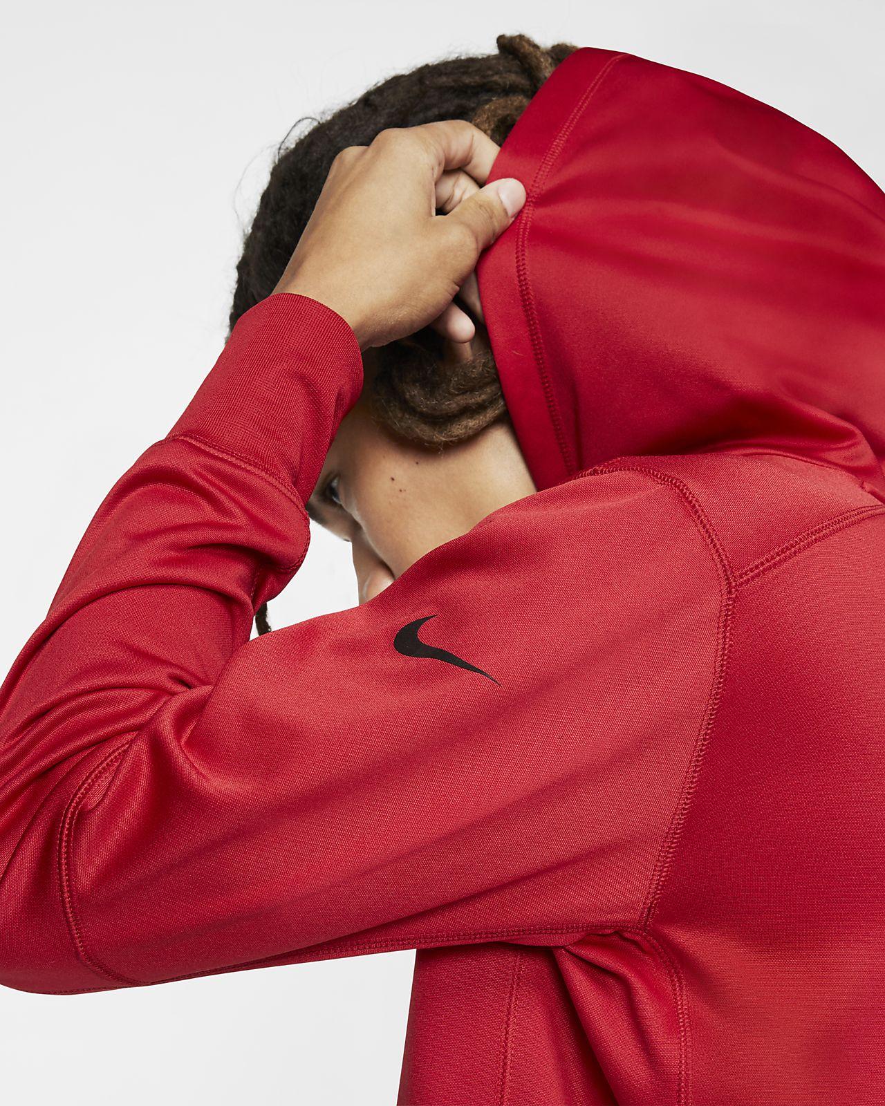 sweat nike dri-fit rouge