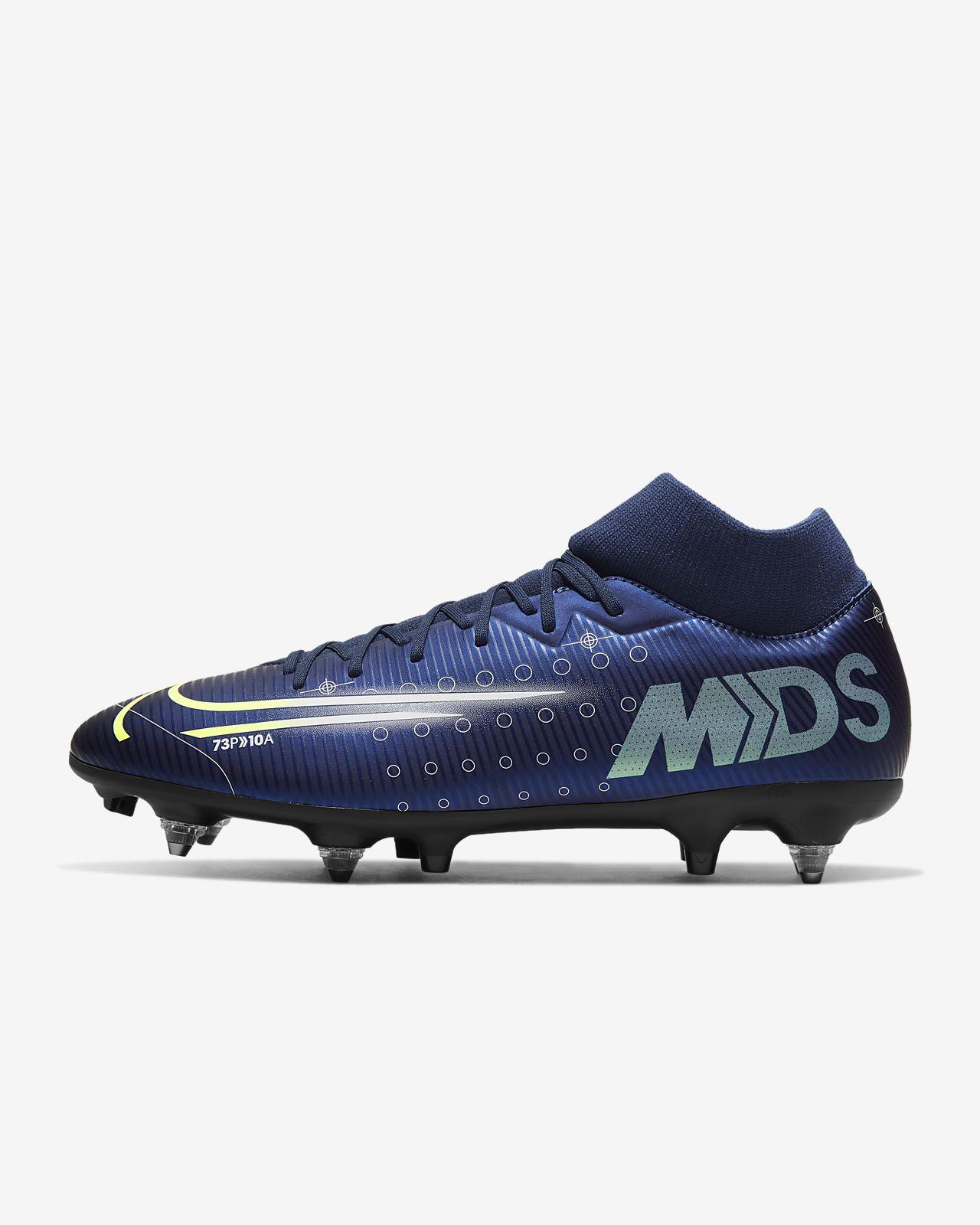 Calzado de fútbol para terreno blando Nike Mercurial Superfly 7 Academy MDS SG-PRO Anti-Clog Traction