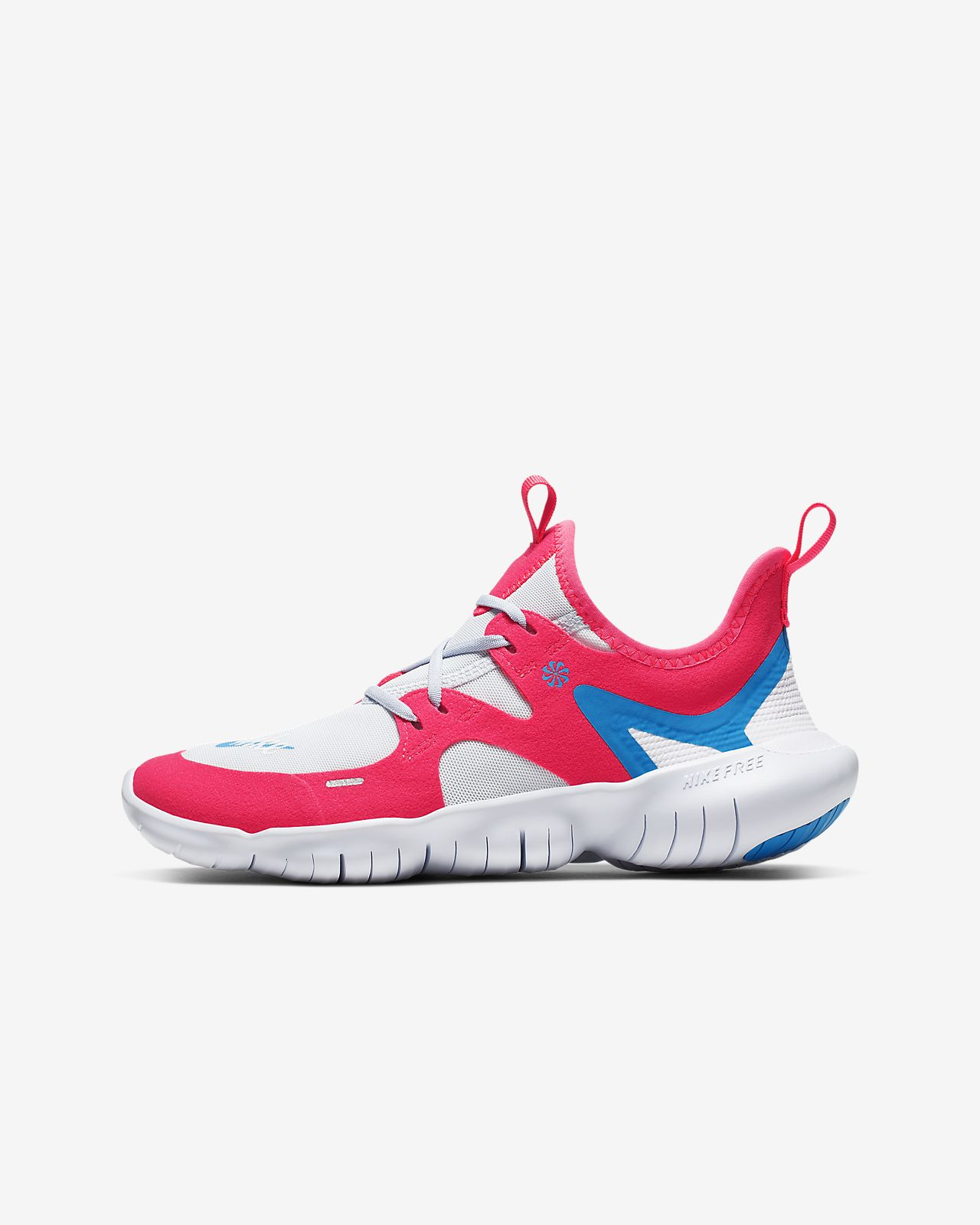 Nike Free RN 5.0 Disrupt Big Kids' Shoe
