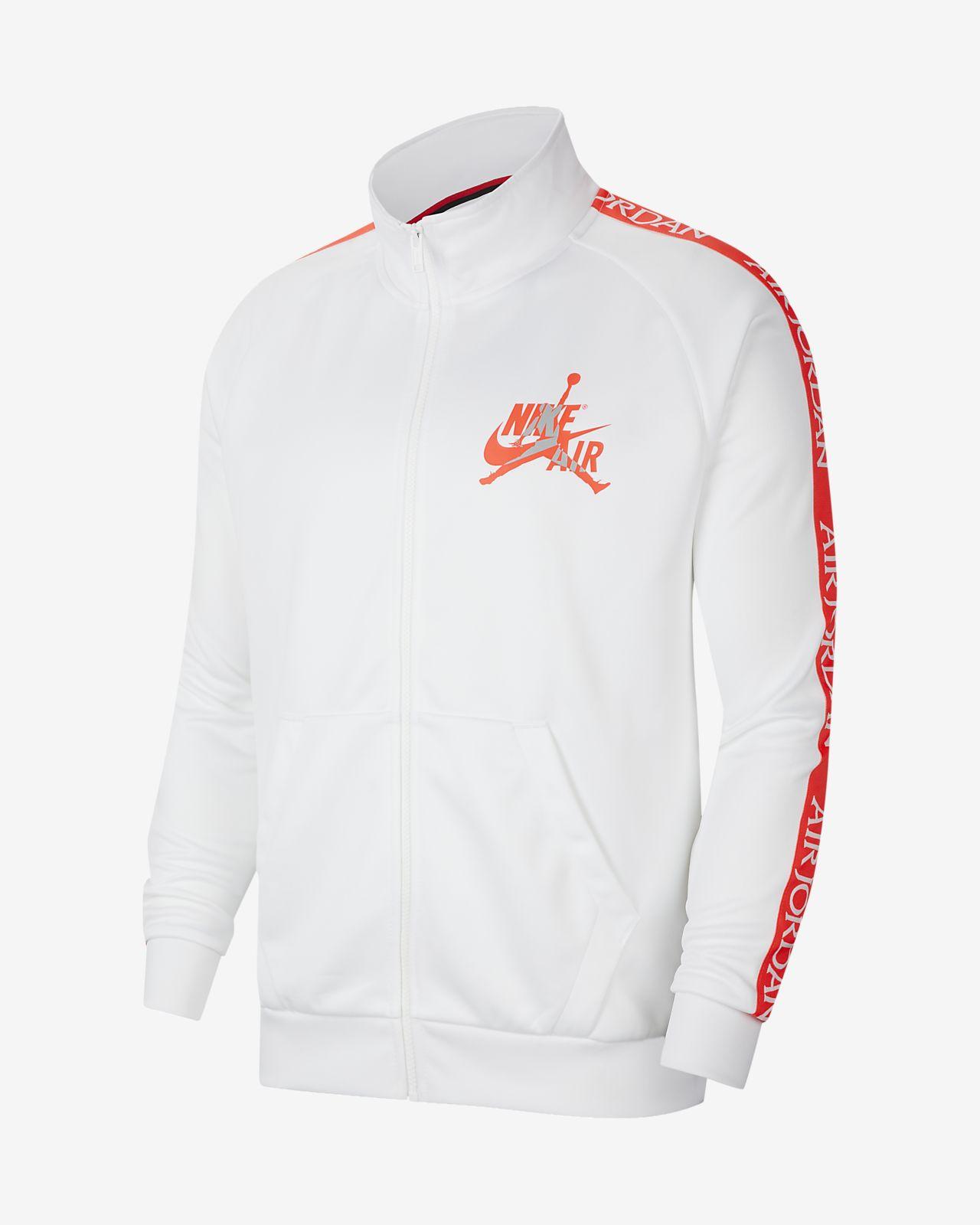 เสื้อแจ็คเก็ตวอร์มอัพ Tricot ผู้ชาย Jordan Jumpman Classics