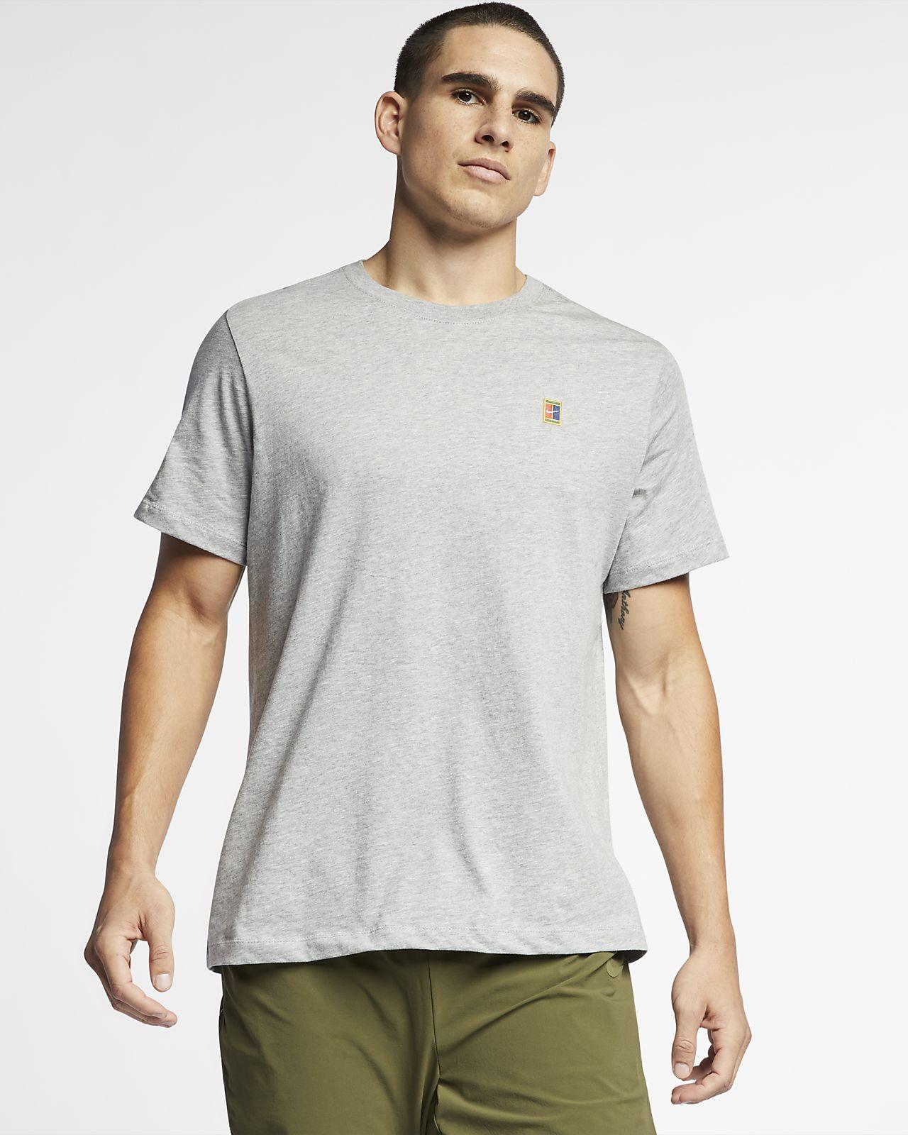 NikeCourt 男款網球 T 恤