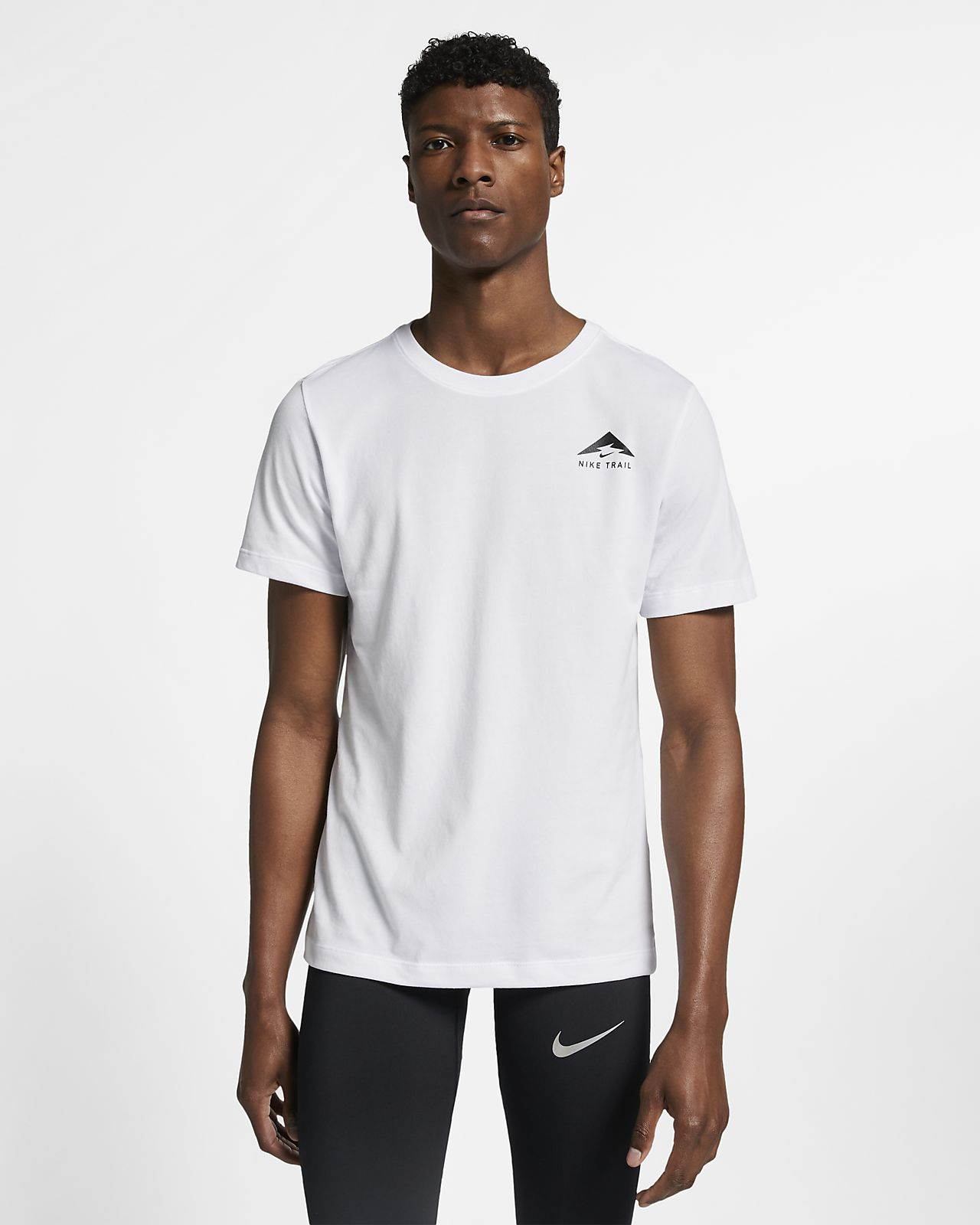 t shirt nike running homme