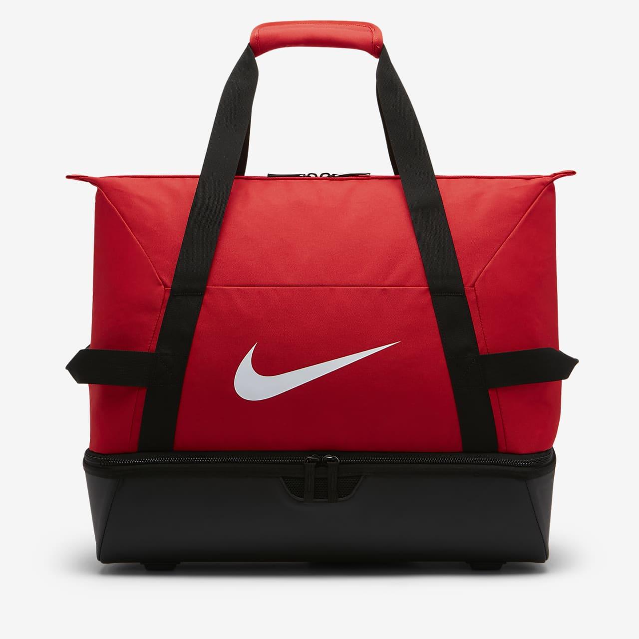 Nike Academy Team Hardcase (stor) duffelbag til fotball
