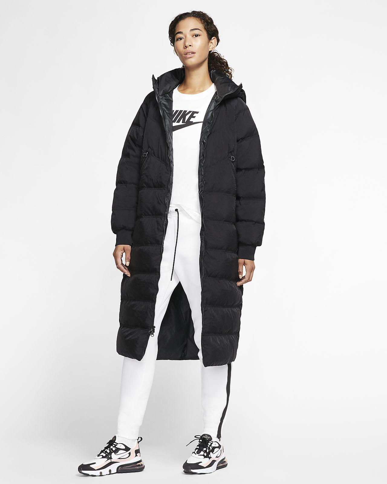 Parka Nike Sportswear Down Fill City Ready pour Femme. Nike BE