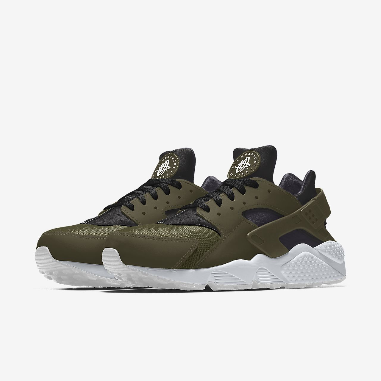 Nike Huarache Run Running Boy's Shoes