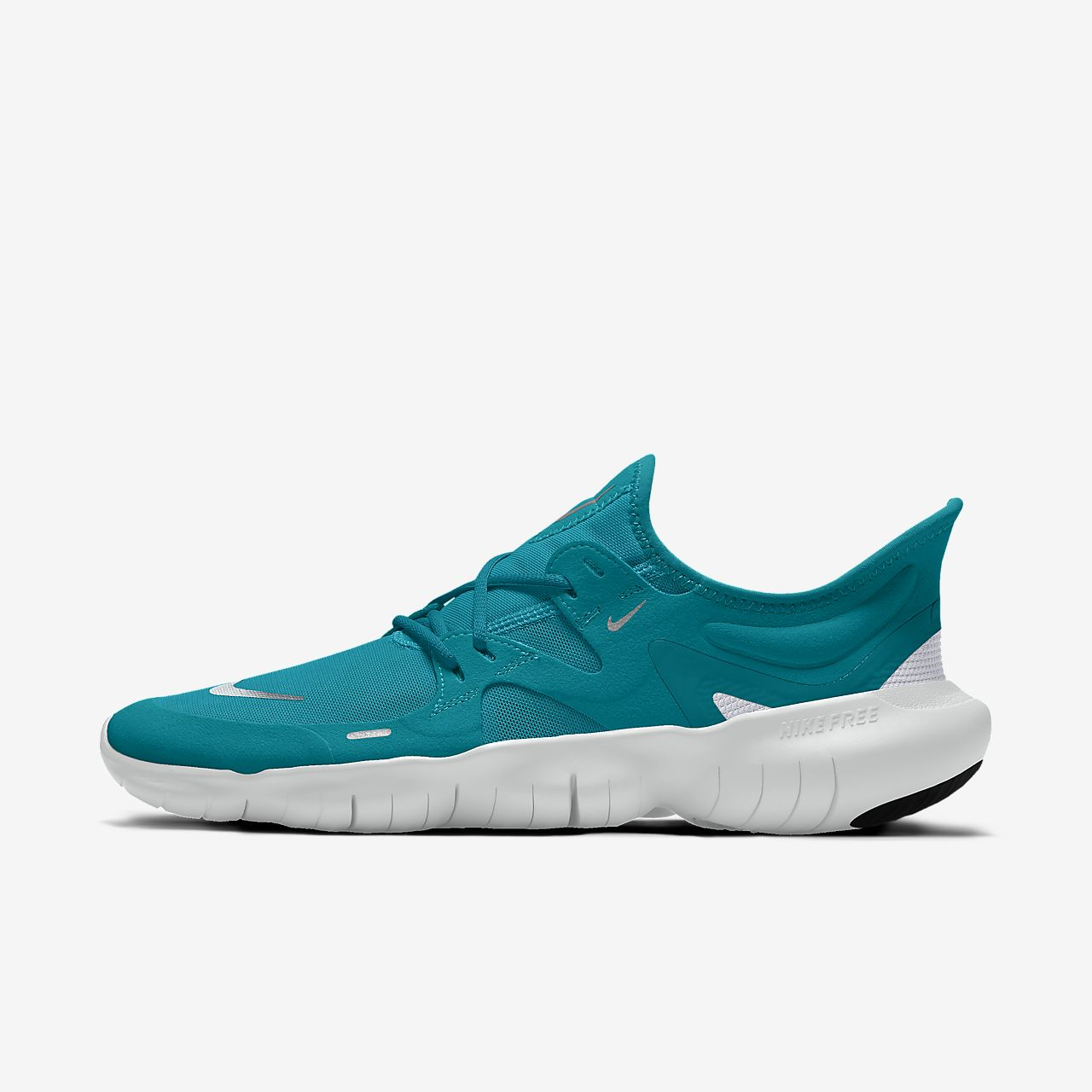 Chaussure de running personnalisable Nike Free RN 5.0 By You pour Femme