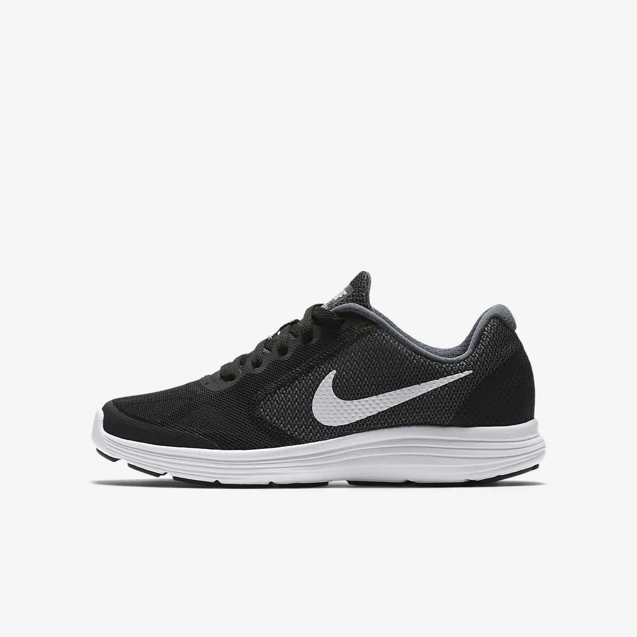 Nike Revolution 3 (GS) 大童跑步童鞋