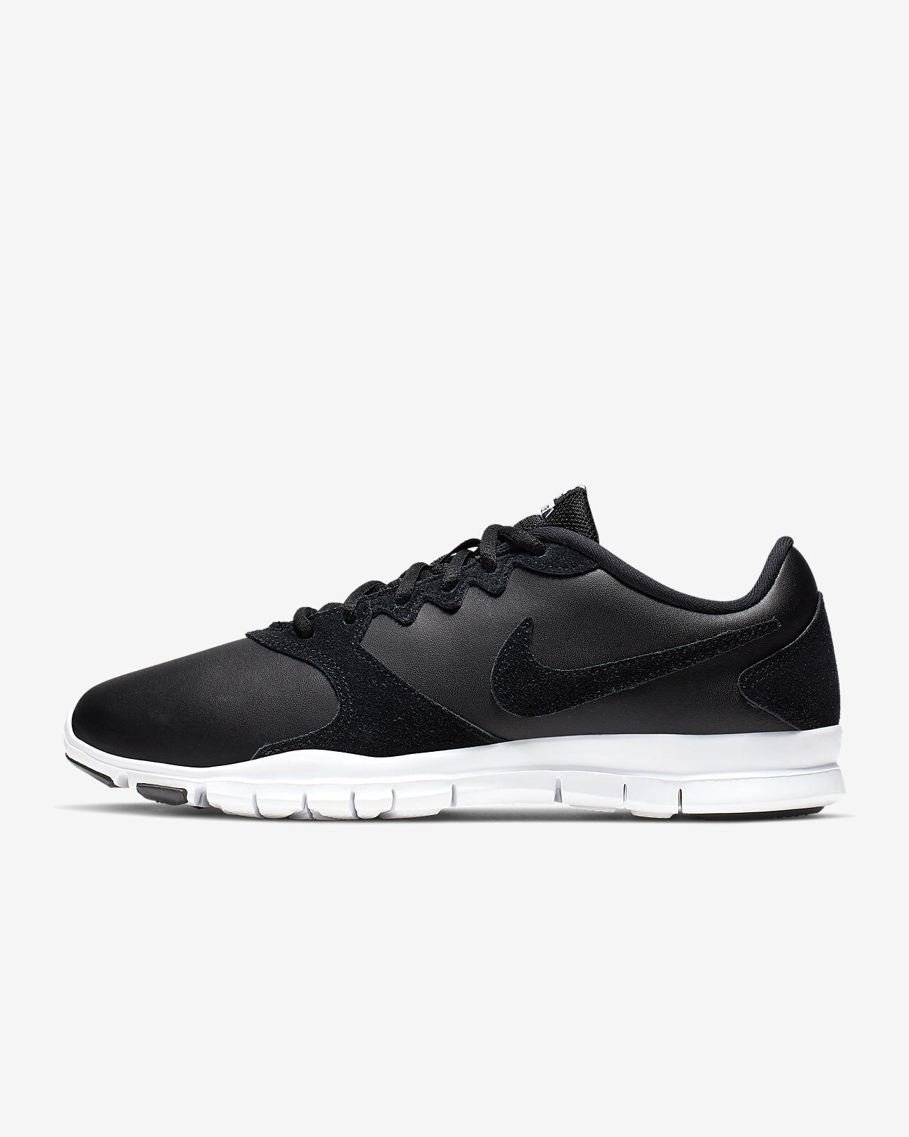 Calzado de entrenamiento para mujer Nike Flex Essential TR Leather
