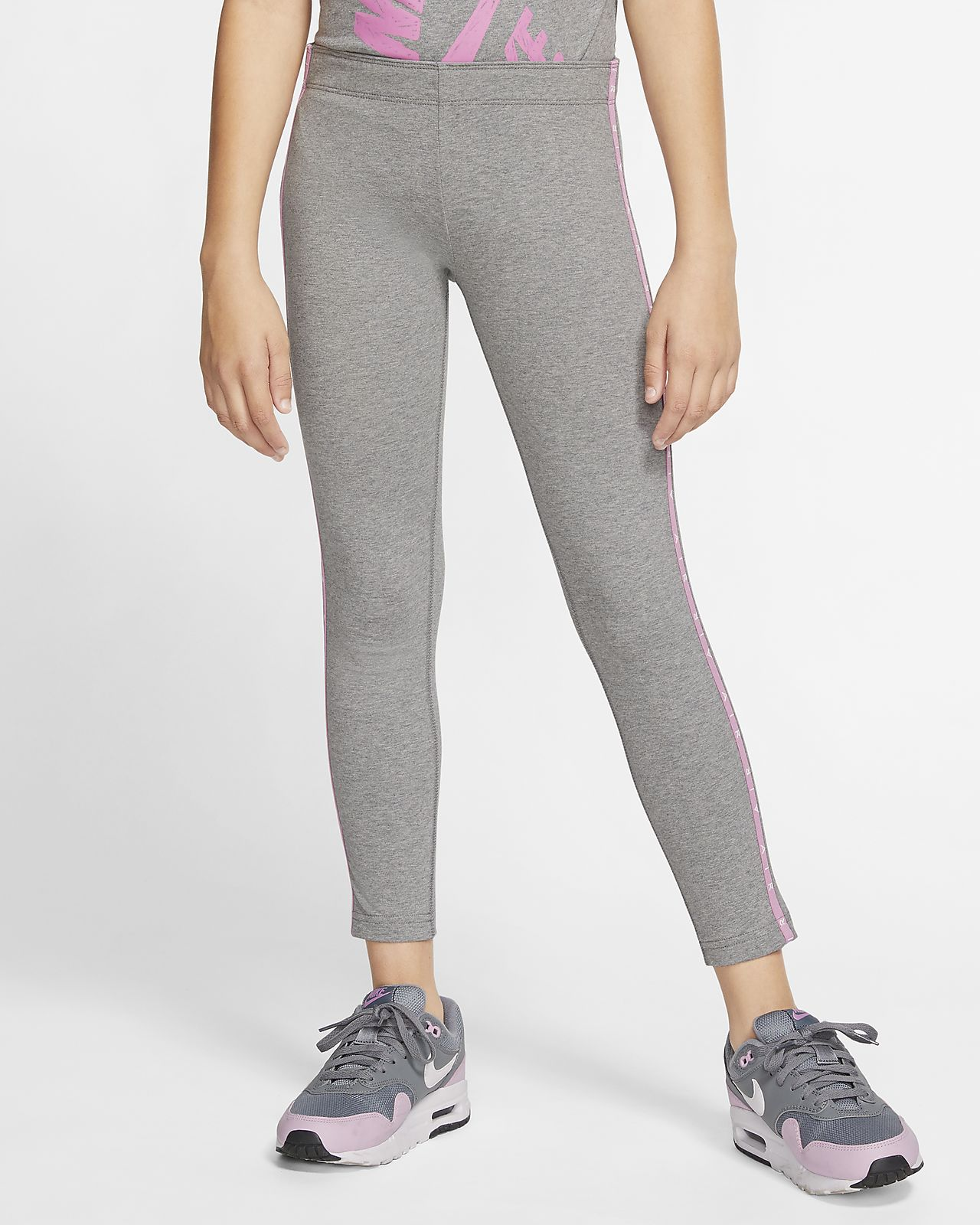 Nike Air Older Kids' (Girls') Leggings