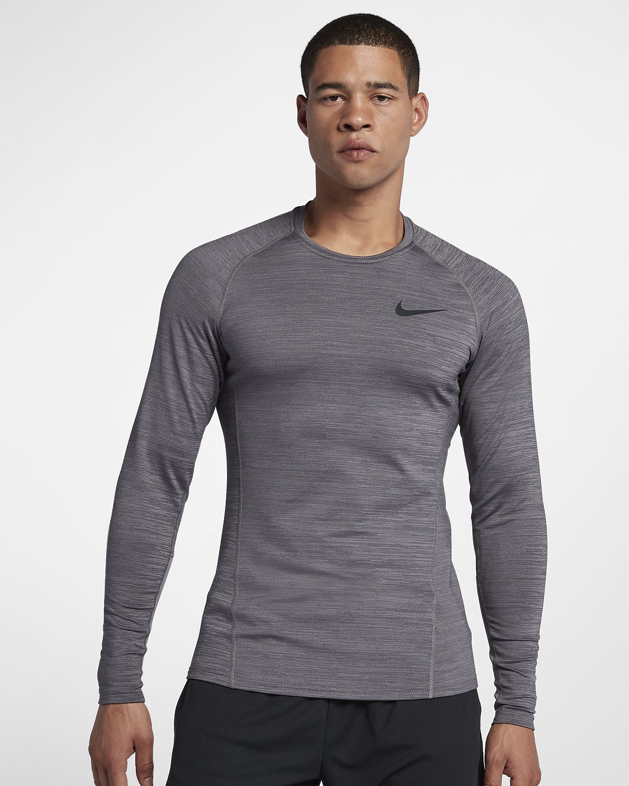 Men/'s T-Shirt Basic Long Sleeve Blouse Tops Crew Neck Slim Fit Muscle Clothing