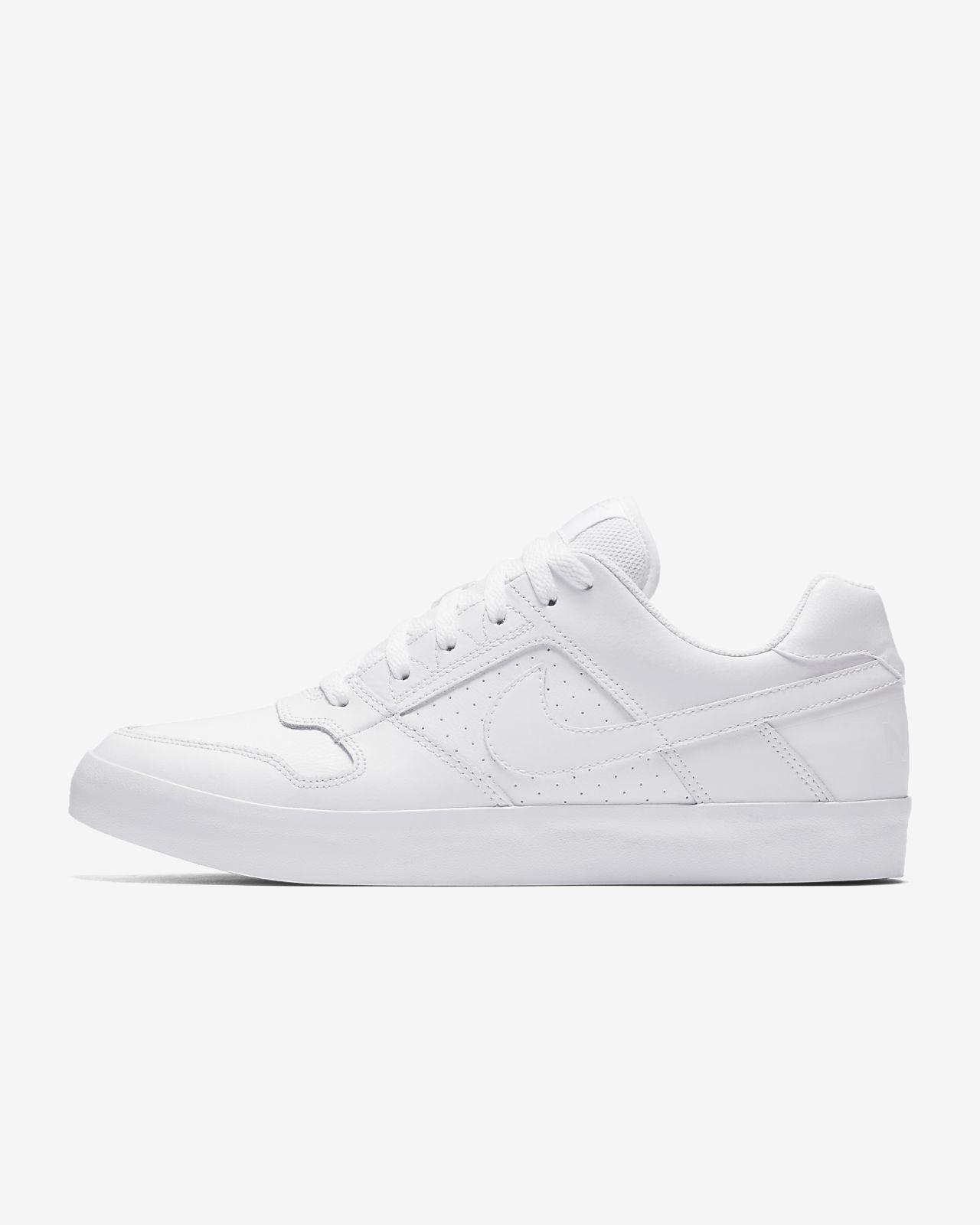 Nike SB Zoom Delta Force Vulc Men's Skate Shoes, UK 8 Anthracite