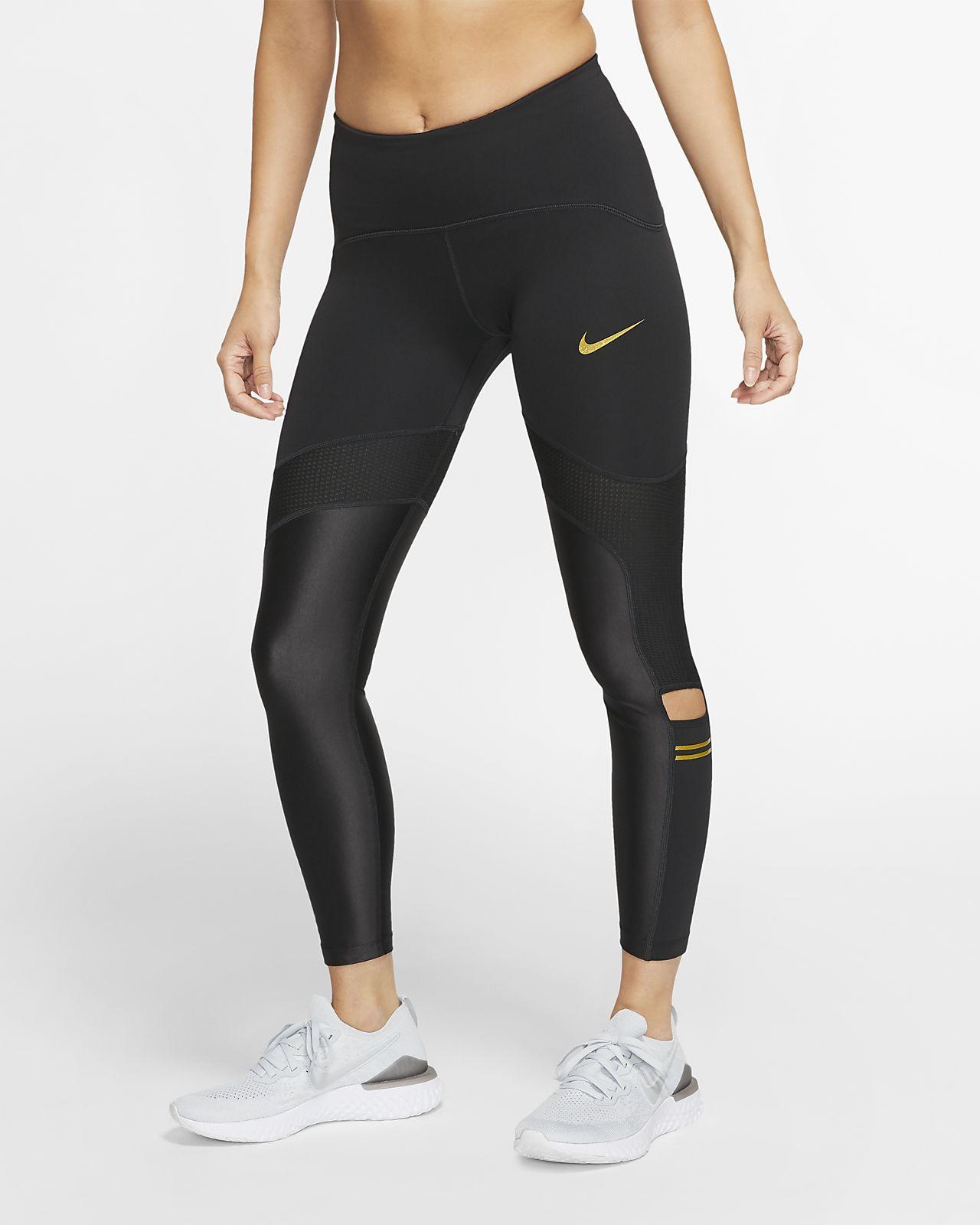 Tights de running a 7/8 Nike Speed para mulher