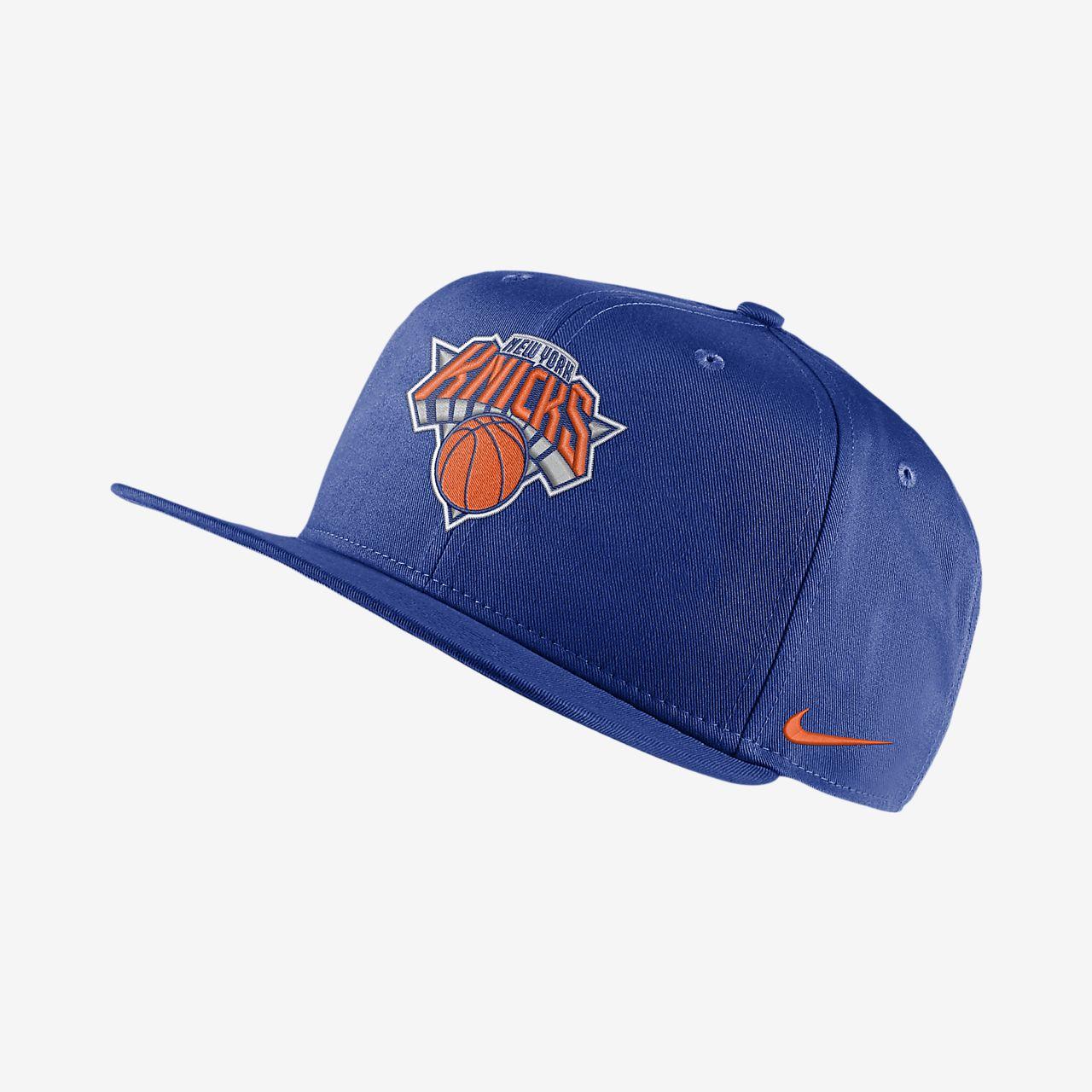 New York Knicks Nike Pro NBA Şapka