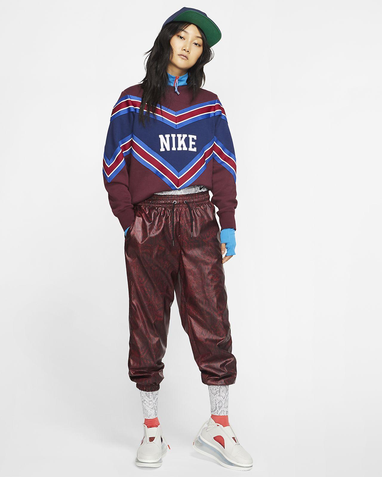 nike sportswear nsw felpa