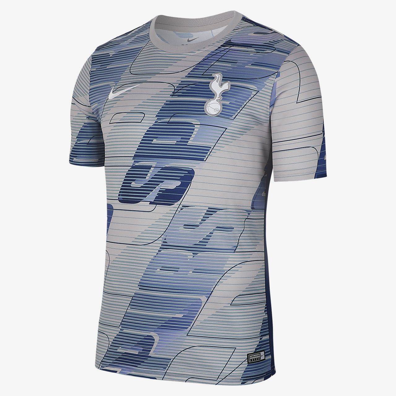 Tottenham Hotspur Men's Short-Sleeve Football Top