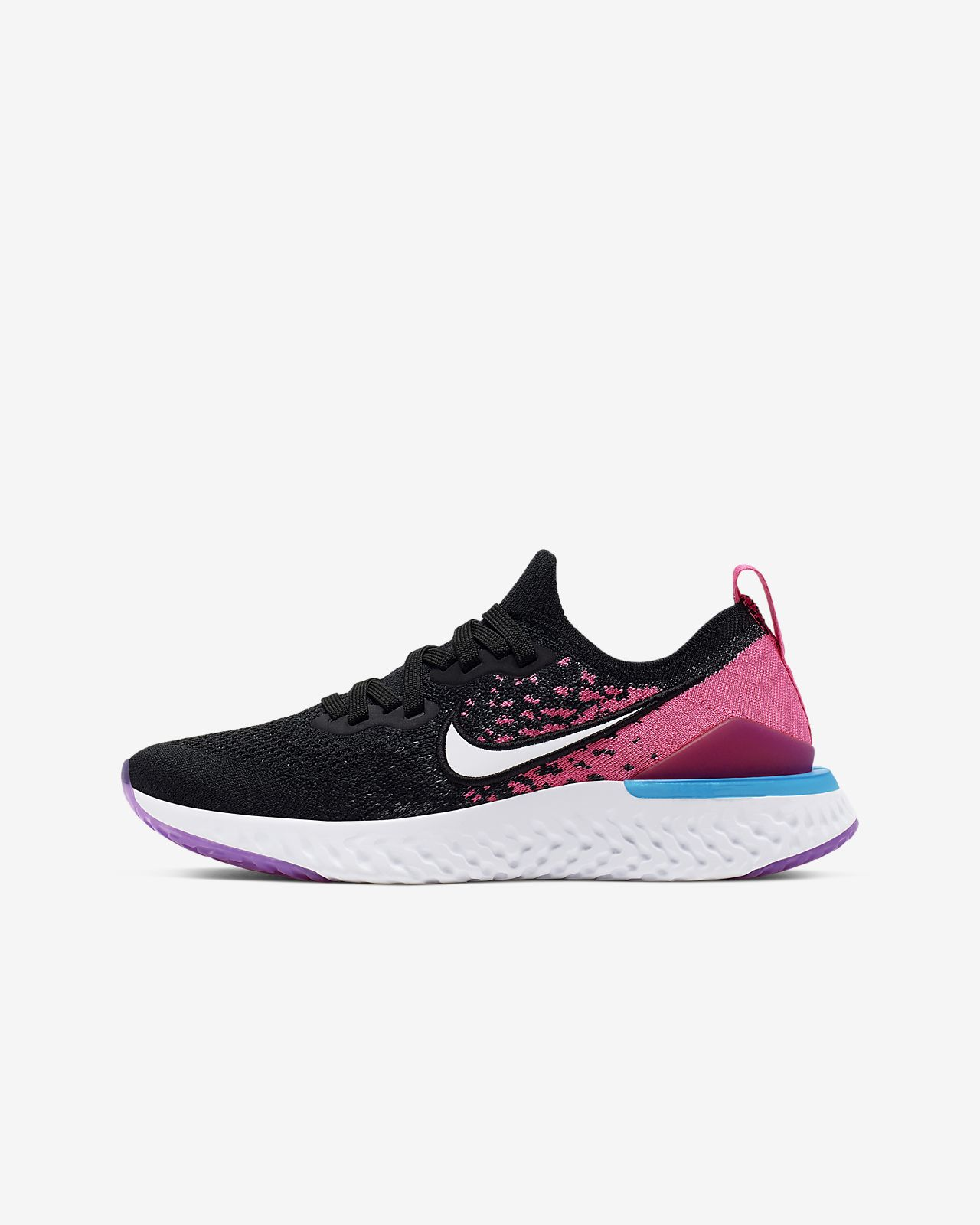 Sapatilhas de running Nike Epic React Flyknit 2 Júnior