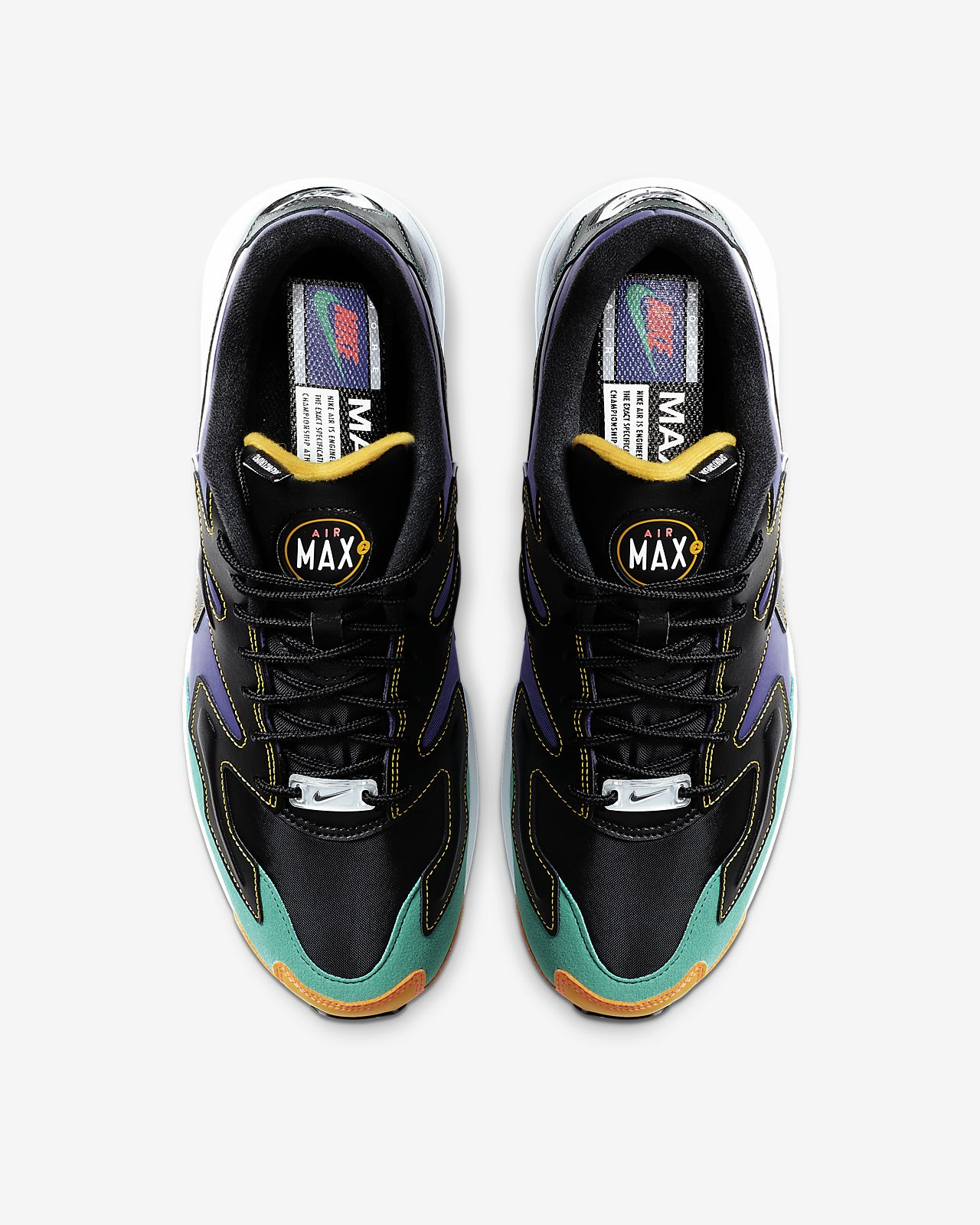 Scarpa Nike Air Max2 Light Premium Uomo. Nike IT rSGxt1