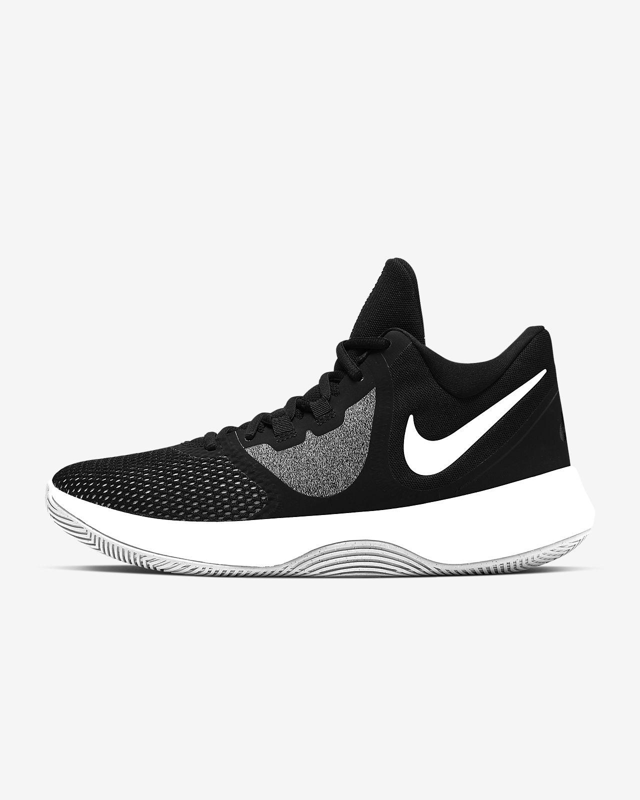 รองเท้าบาสเก็ตบอล Nike Air Precision II
