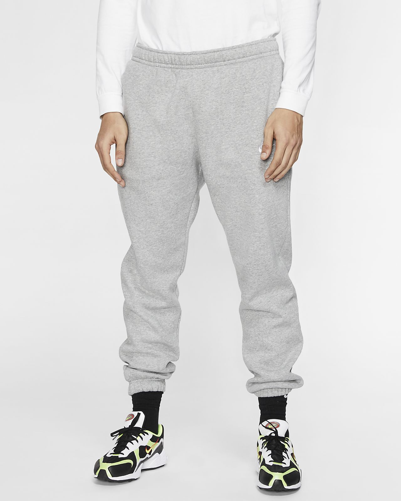 nike fleece pantalon