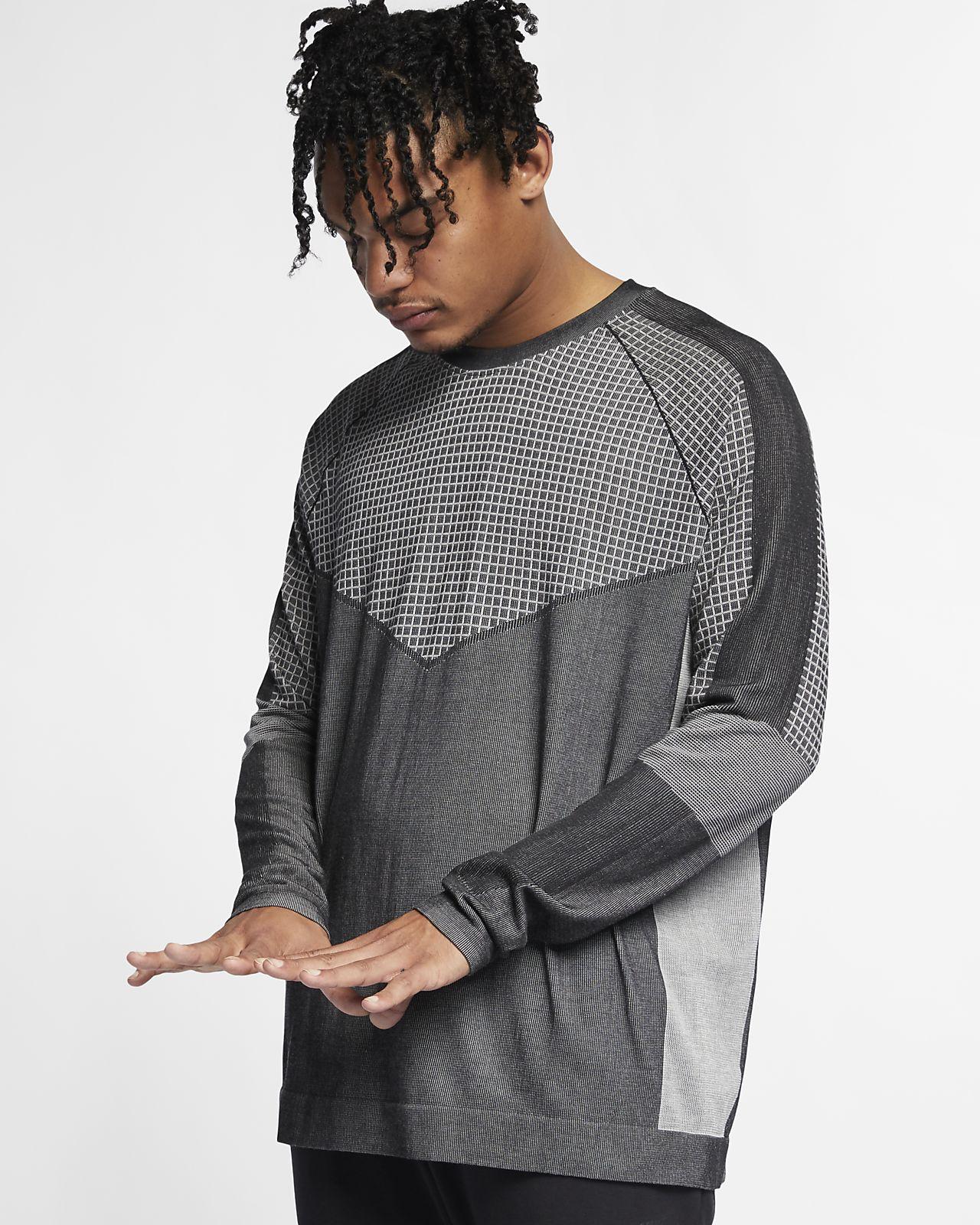Maglia a manica lunga Nike Sportswear Tech Pack - Uomo