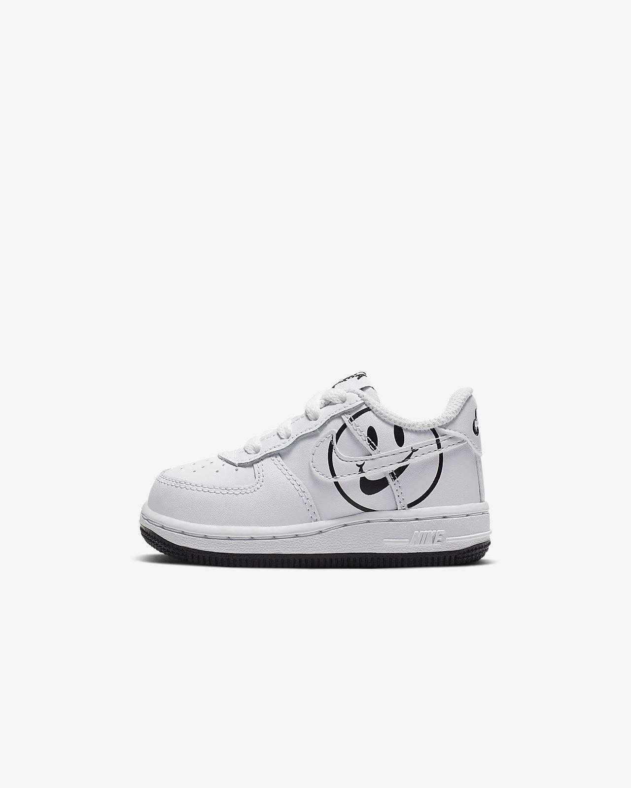 pasos Combatiente aborto  Nike Force 1 LV8 2 Schuh für Babys und Kleinkinder. Nike BE