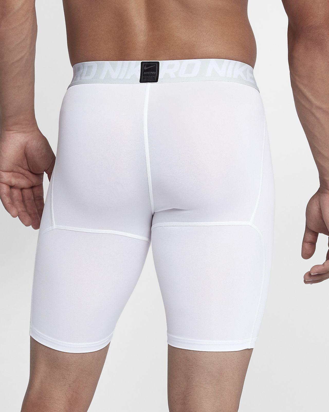 """Nike Pro Men/'s 6/"""" Training Shorts 838061-010 Black"""