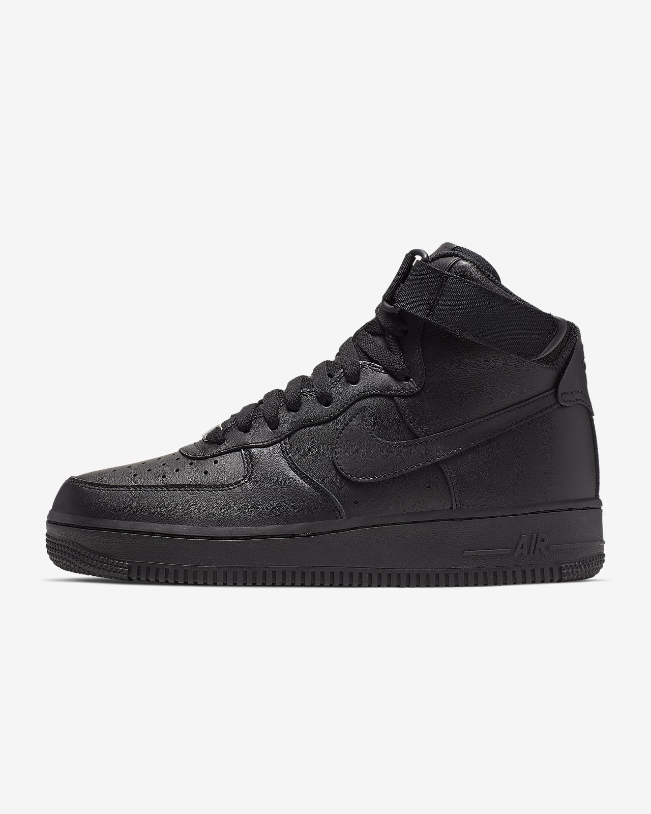 cheap nike air force 1 high tops black