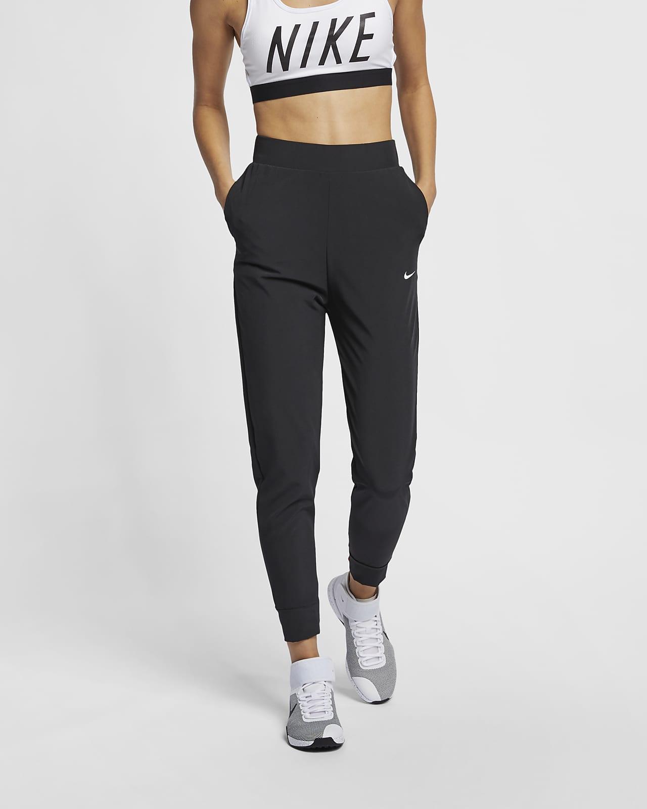 กางเกงเทรนนิ่งผู้หญิง Nike Bliss