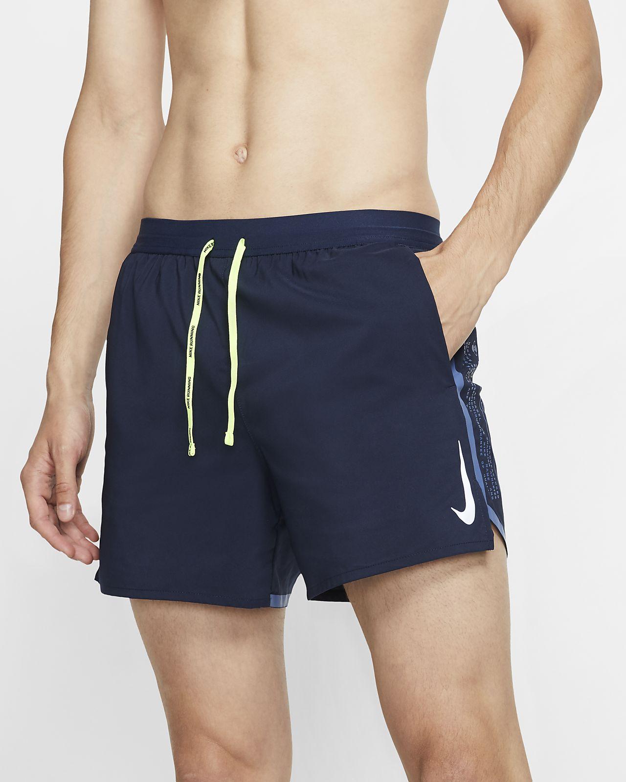 Nike Air Flex Stride-løbeshorts (13 cm) med for til mænd