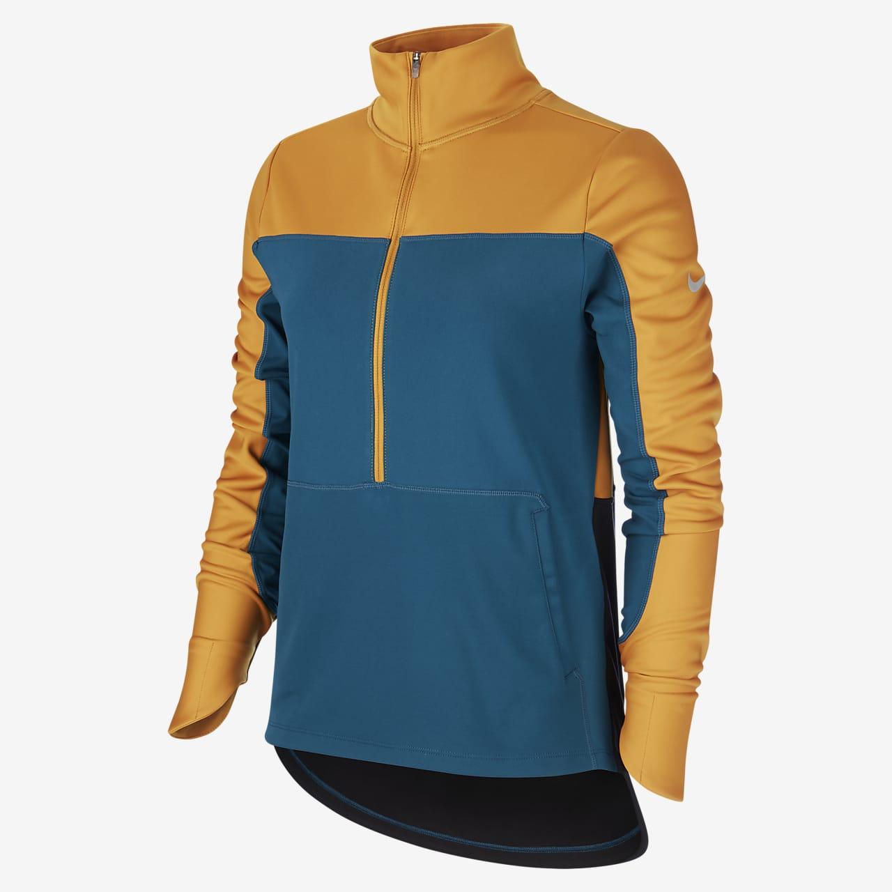 Nike Repel Women's 1/2-Zip Running Top