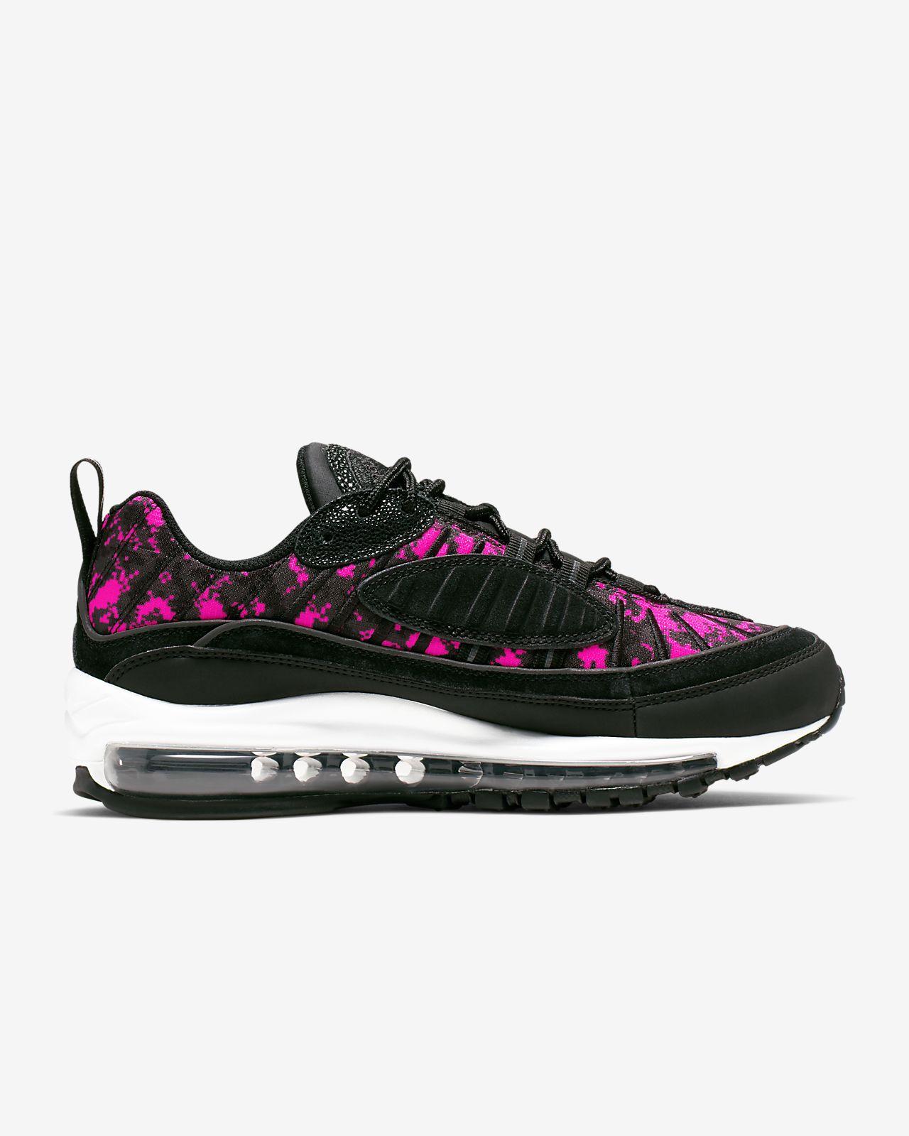 Nike Air Max 98 Premium Camo női cipő