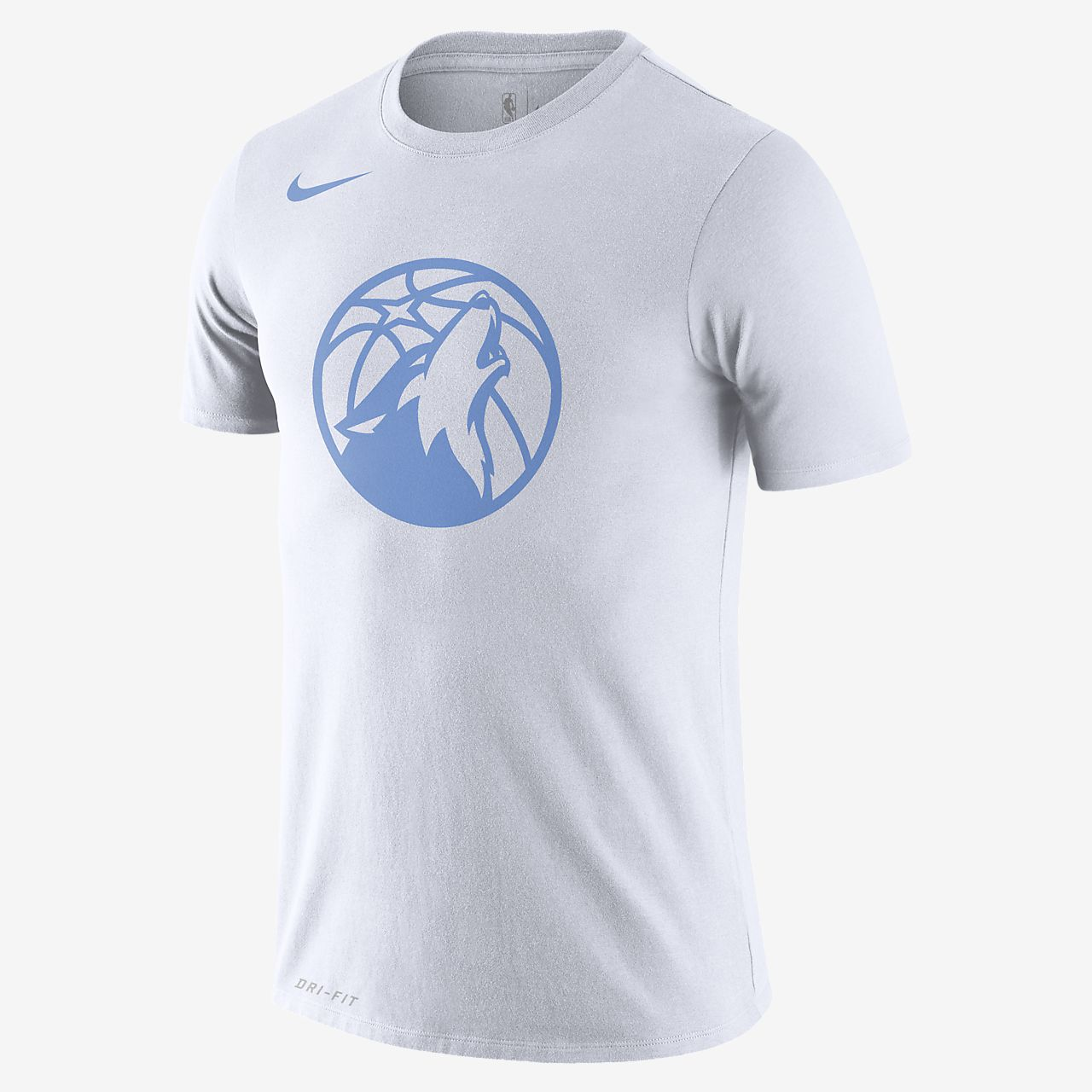 Timberwolves City Edition Logo Men's Nike Dri-FIT NBA T-Shirt