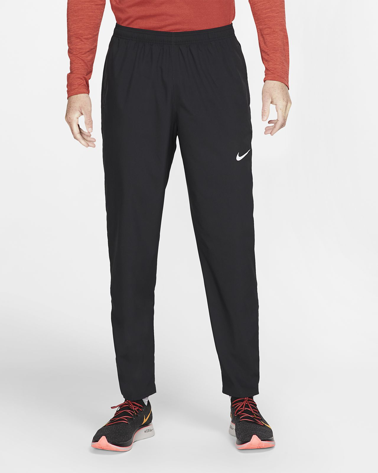 Pantalones tejidos de running para hombre Nike